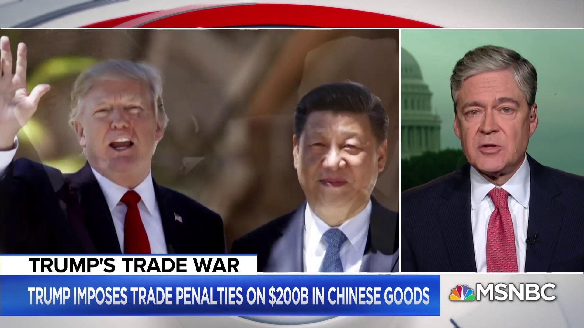 Harwood: Trade war raises the risk of inflation and recession