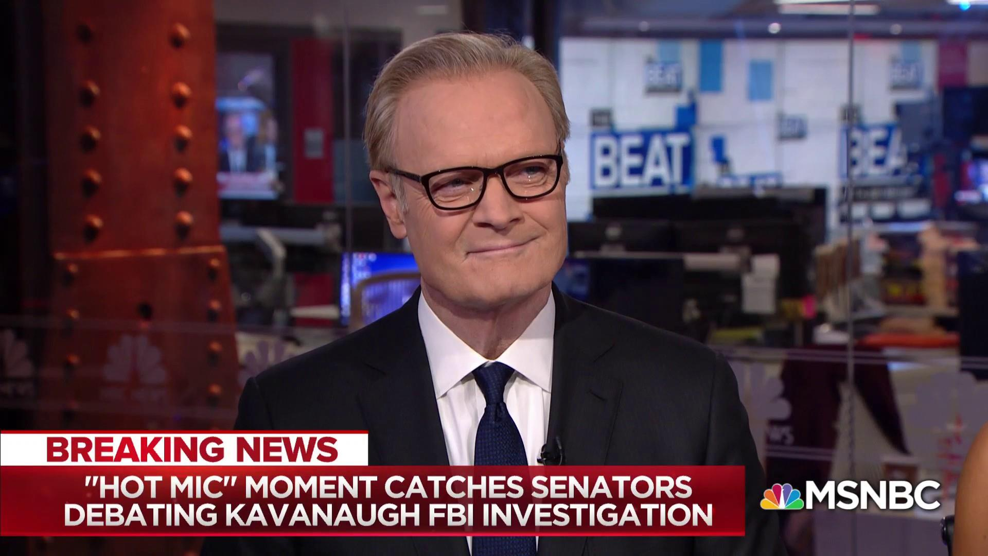 Lawrence O'Donnell: Kavanaugh Drama shows 'power of one Senator'