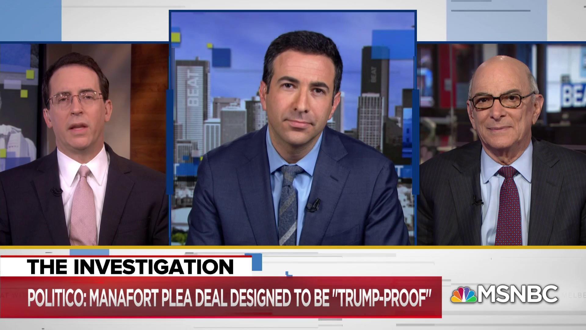 Mueller's Paul Manafort indictments were prosecutorial masterpieces. Trump should be worried.