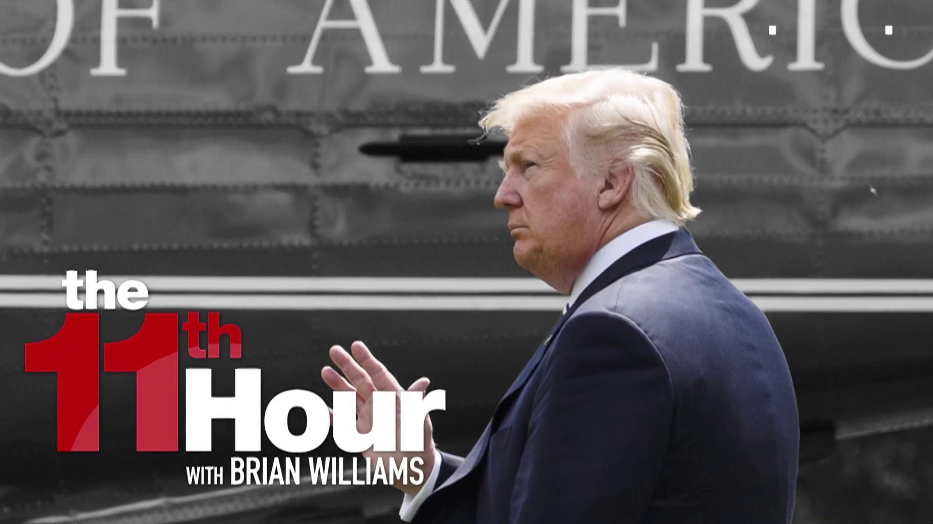 John Brennan: Woodward's book shows Trump is a danger to U.S.