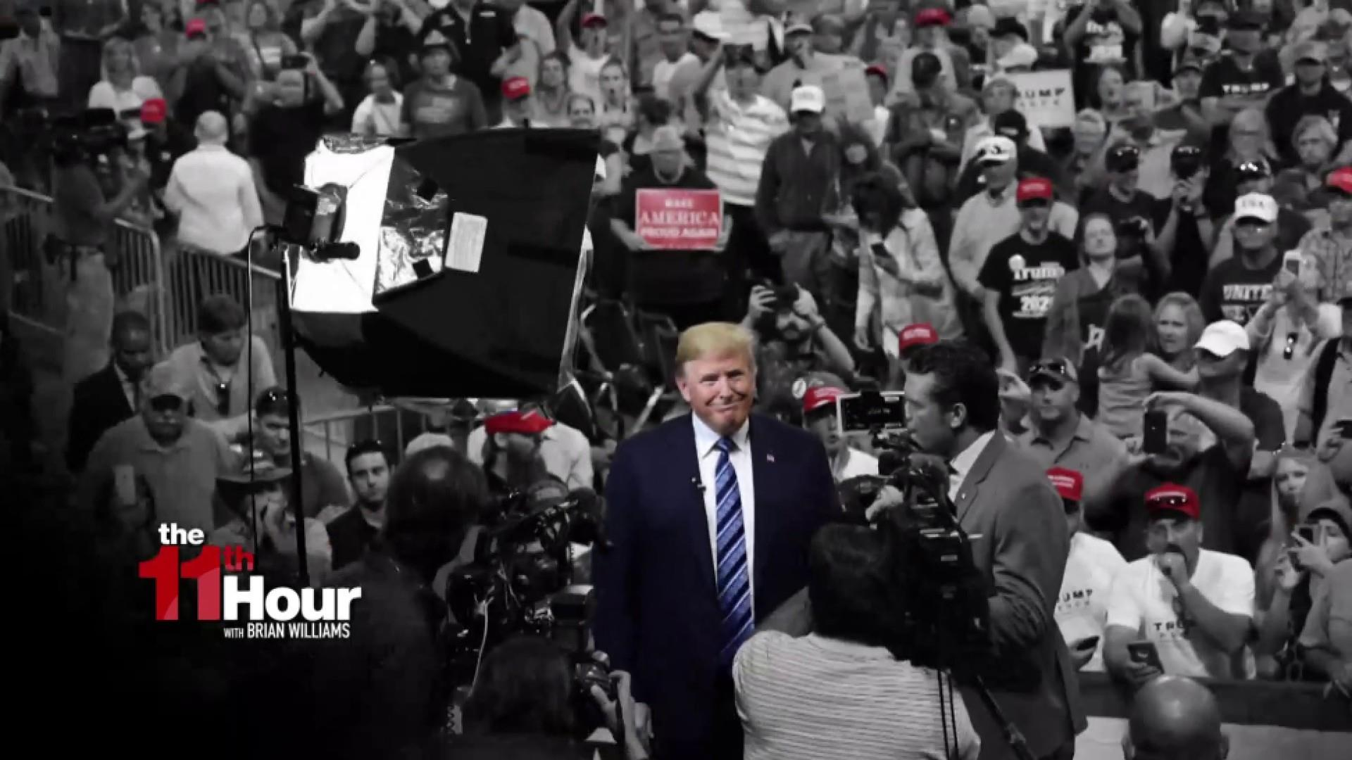 Trump blasts NYT op-ed & again relives 2016 win to Montana rally