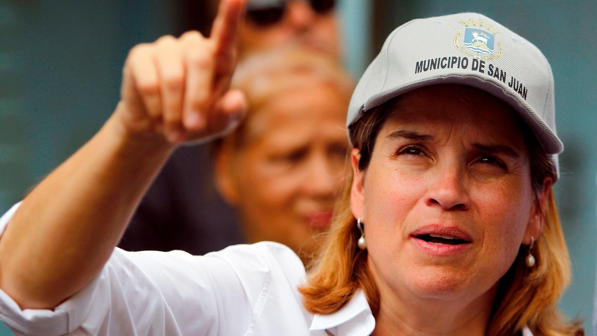 San Juan Mayor on Trump's tweet: 'Here he goes again'
