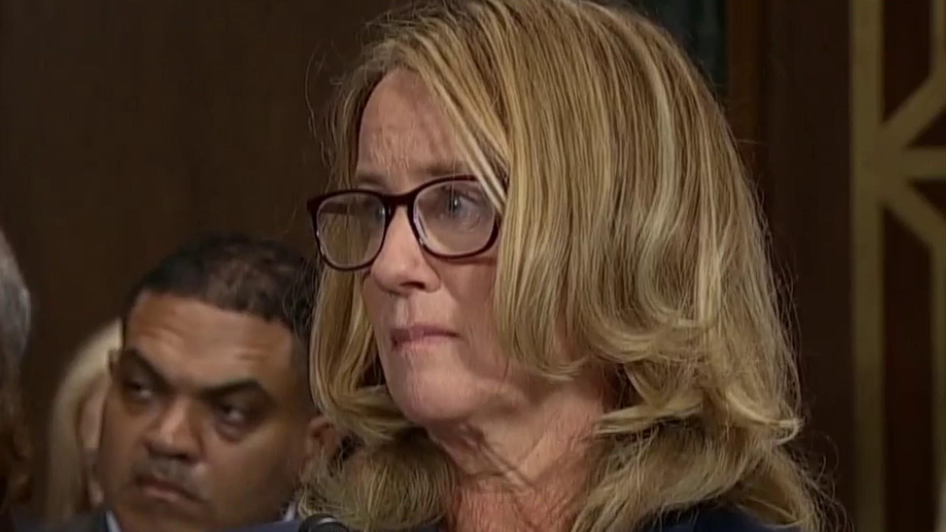 Dr. Blasey Ford welcomes FBI investigation, calls it 'critical'