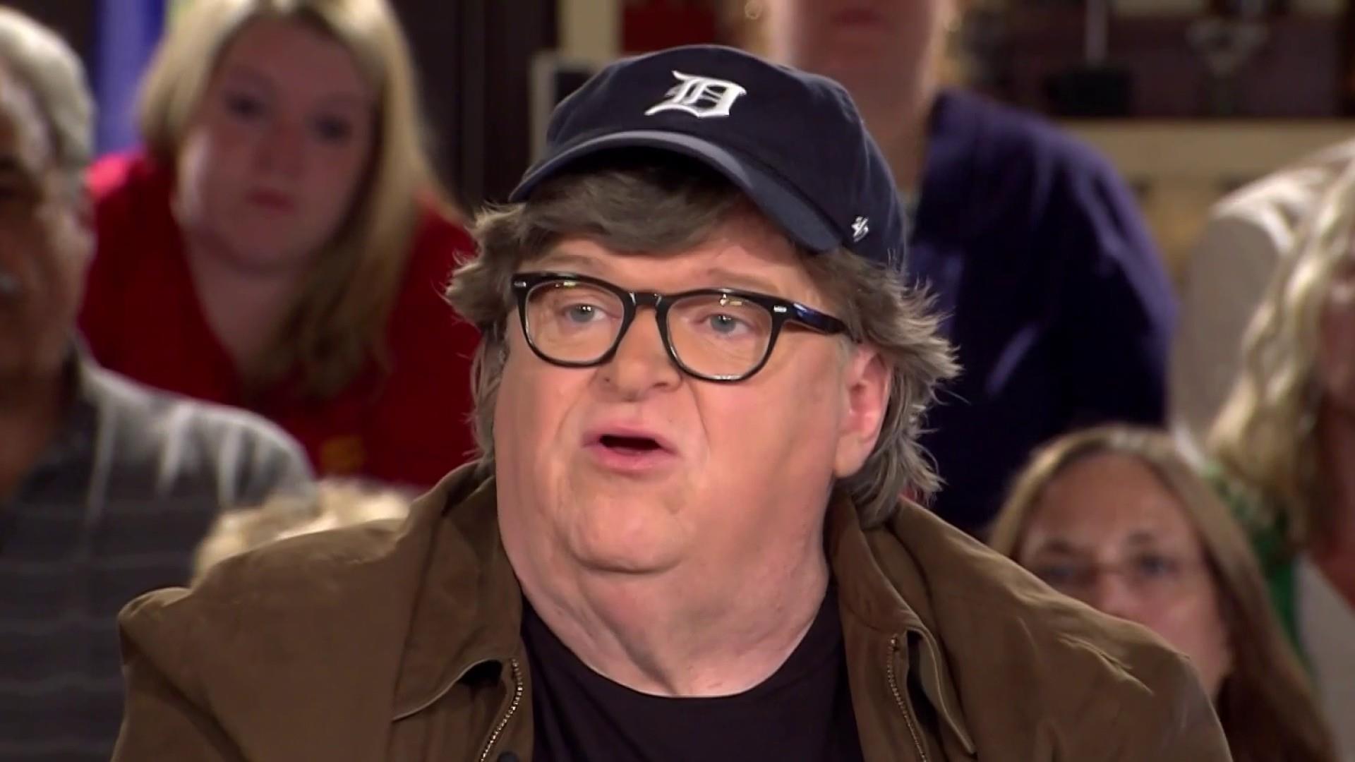 Sneak peek of All In America with Michael Moore