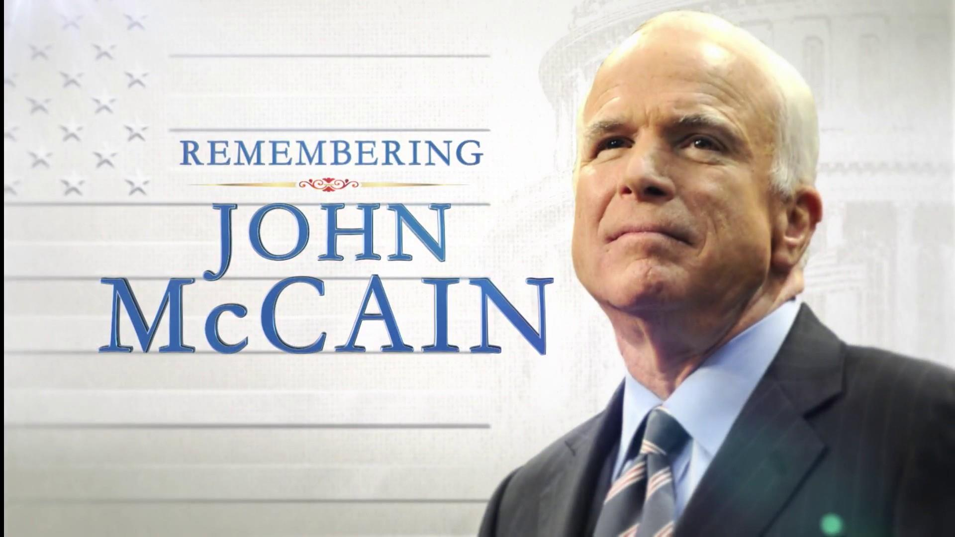 Chris Matthews: McCain funeral was a statement of resistance