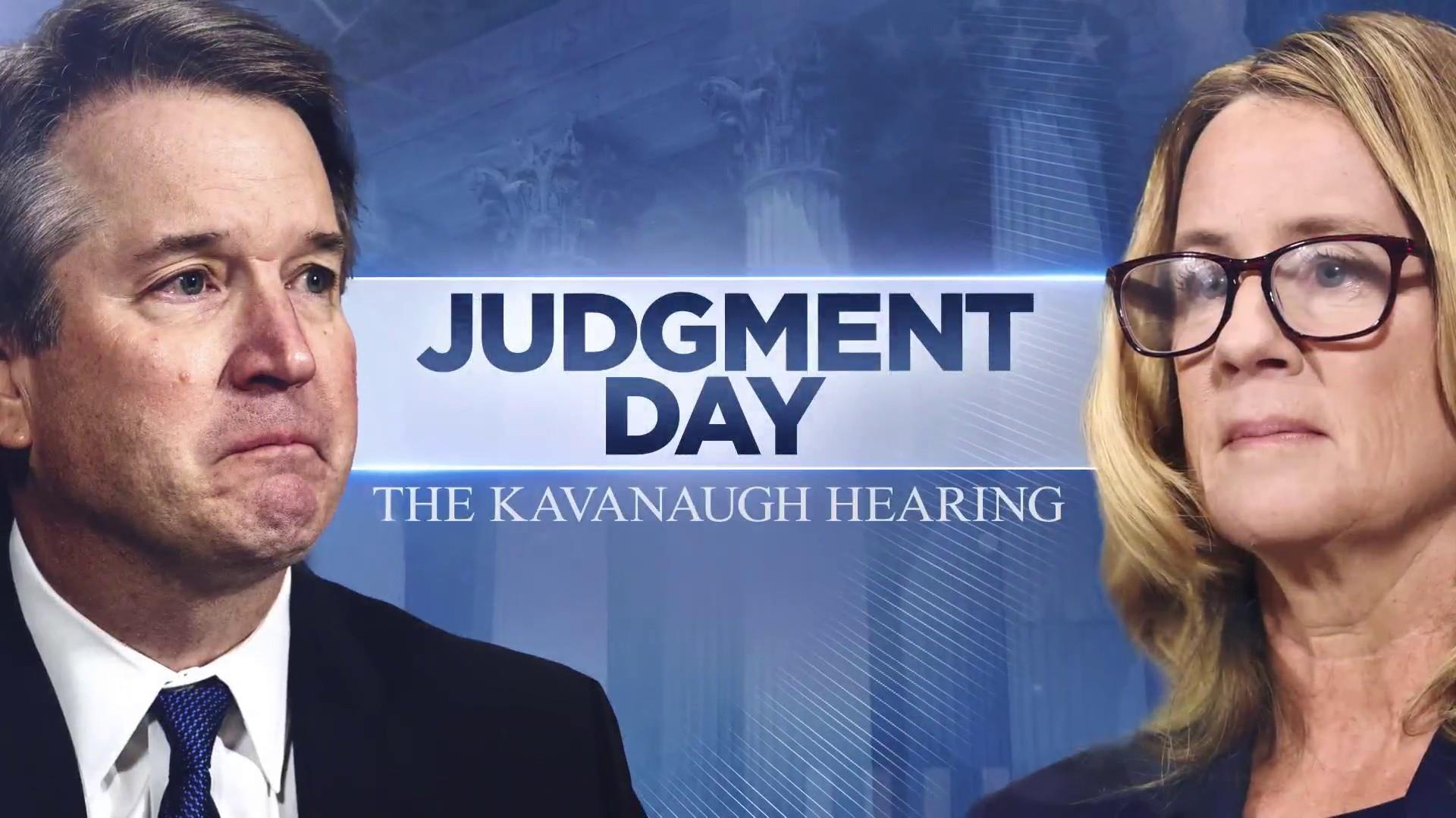Lawrence on 'ugly history' and the Ford-Kavanaugh hearing