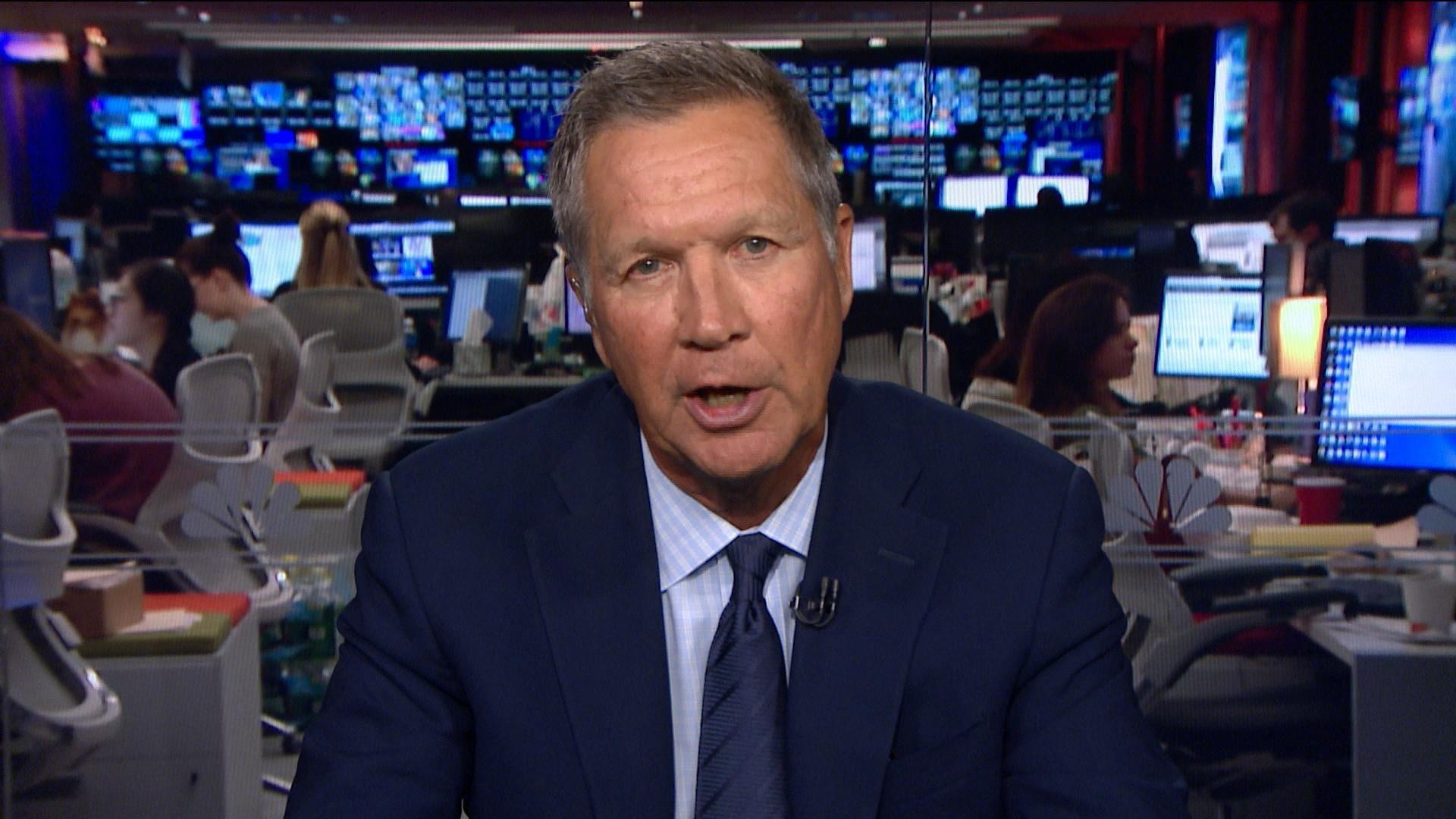 Gov. Kasich weighs in on anonymous op-ed and Kavanaugh hearing