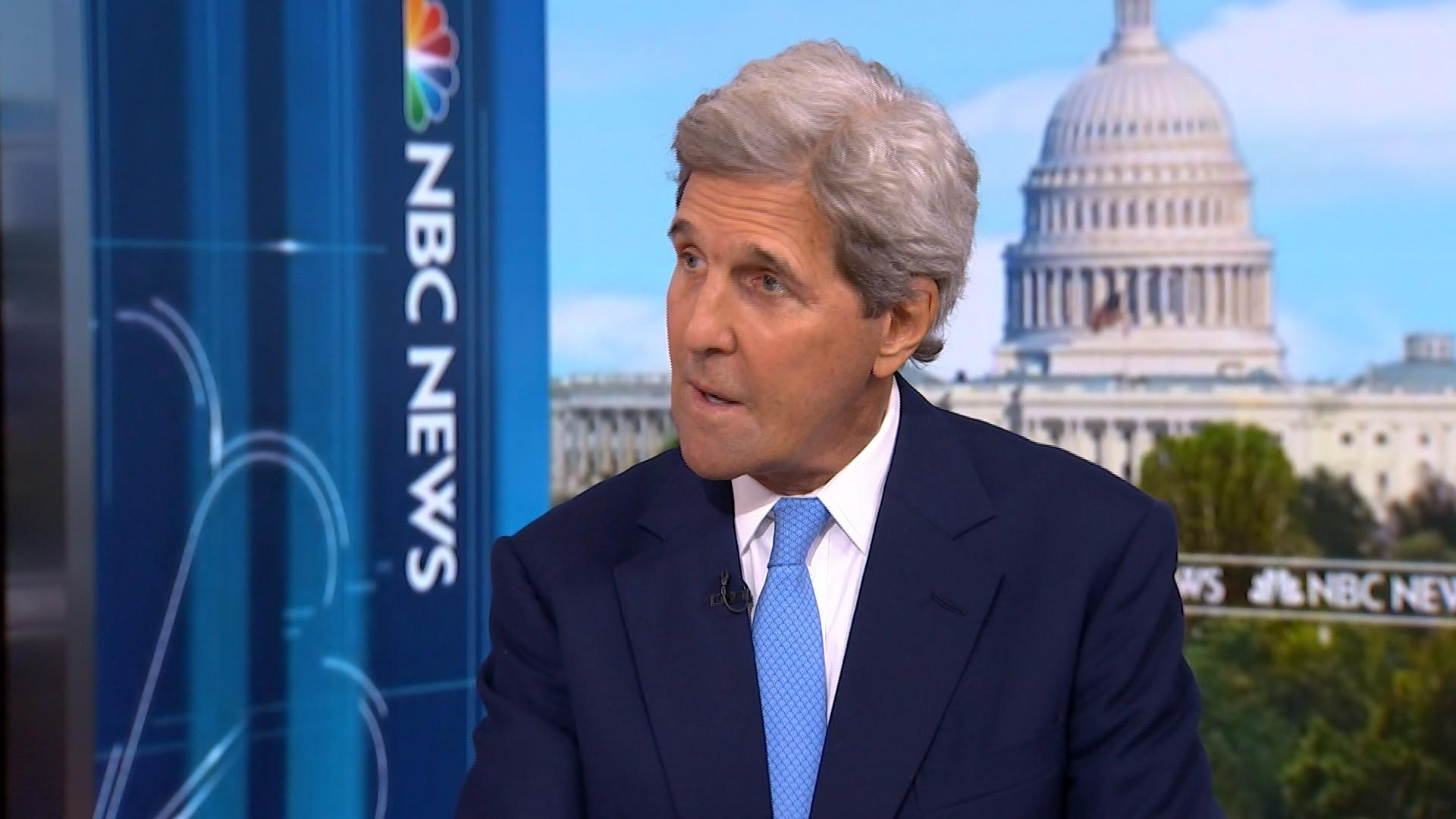Kerry: Trump 'didn't defend the United States' in Helsinki