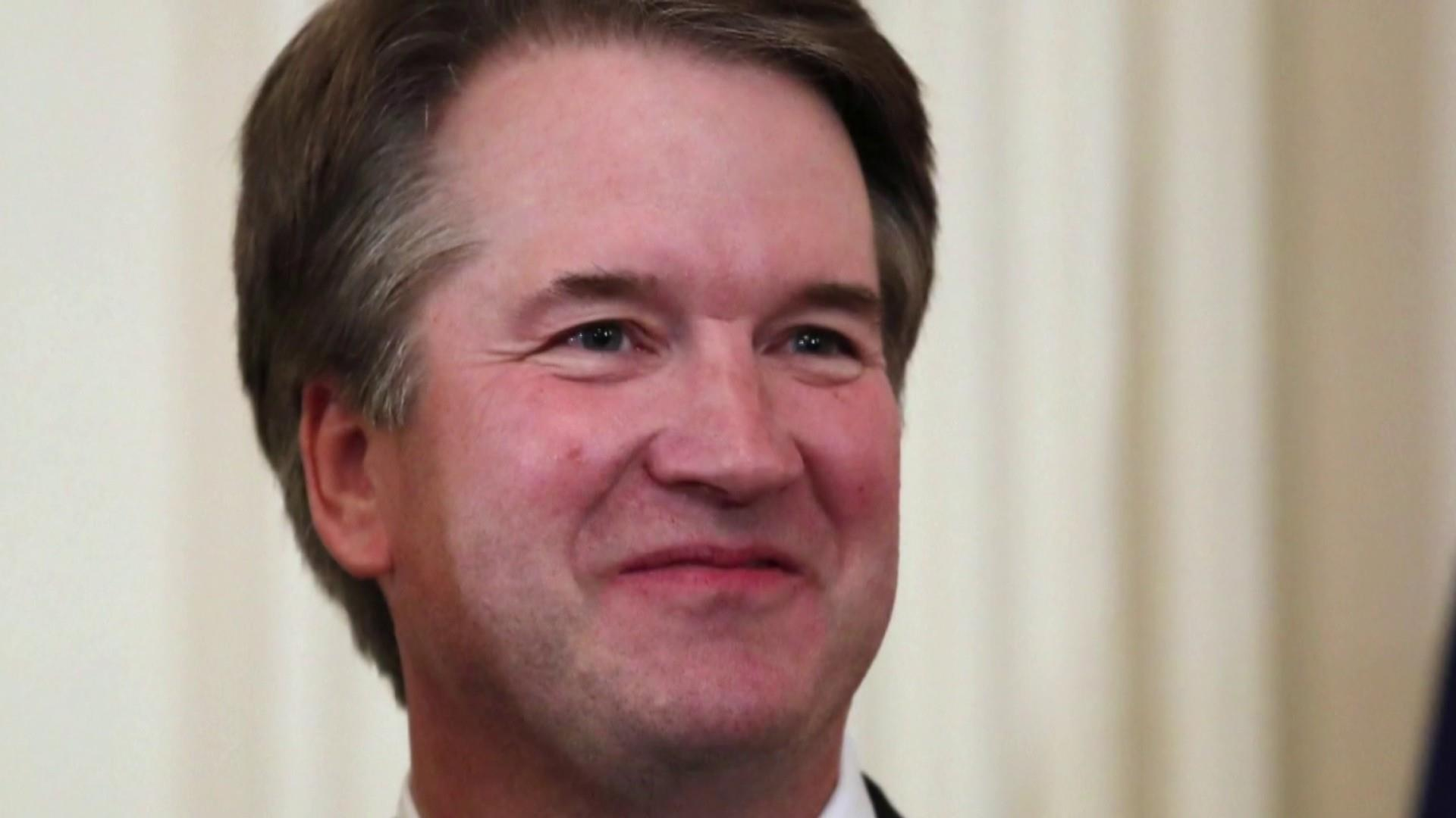 Kavanaugh touts independence after contentious start to confirmation hearing