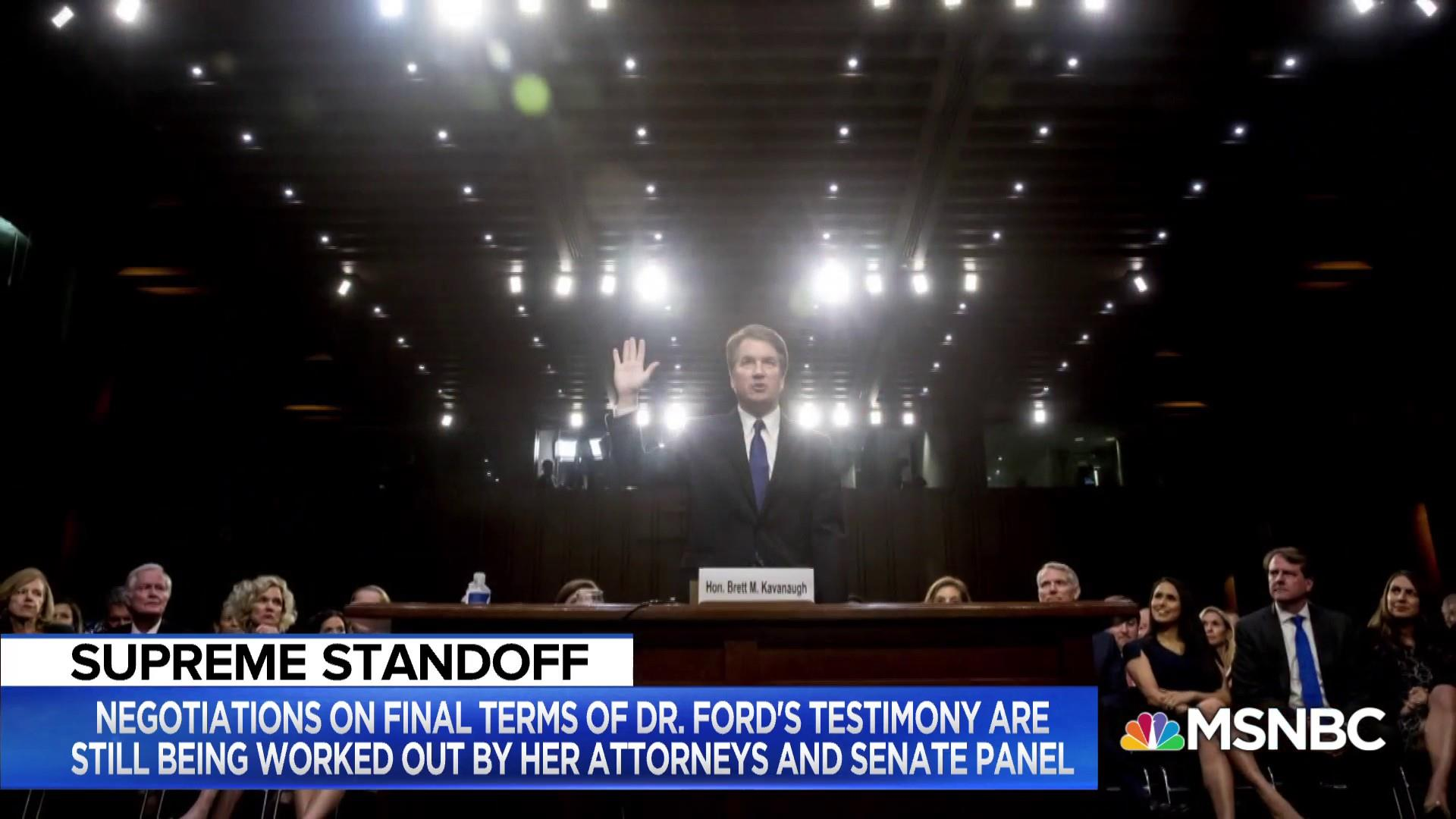 Kavanaugh/Ford Senate hearing: The unanswered questions