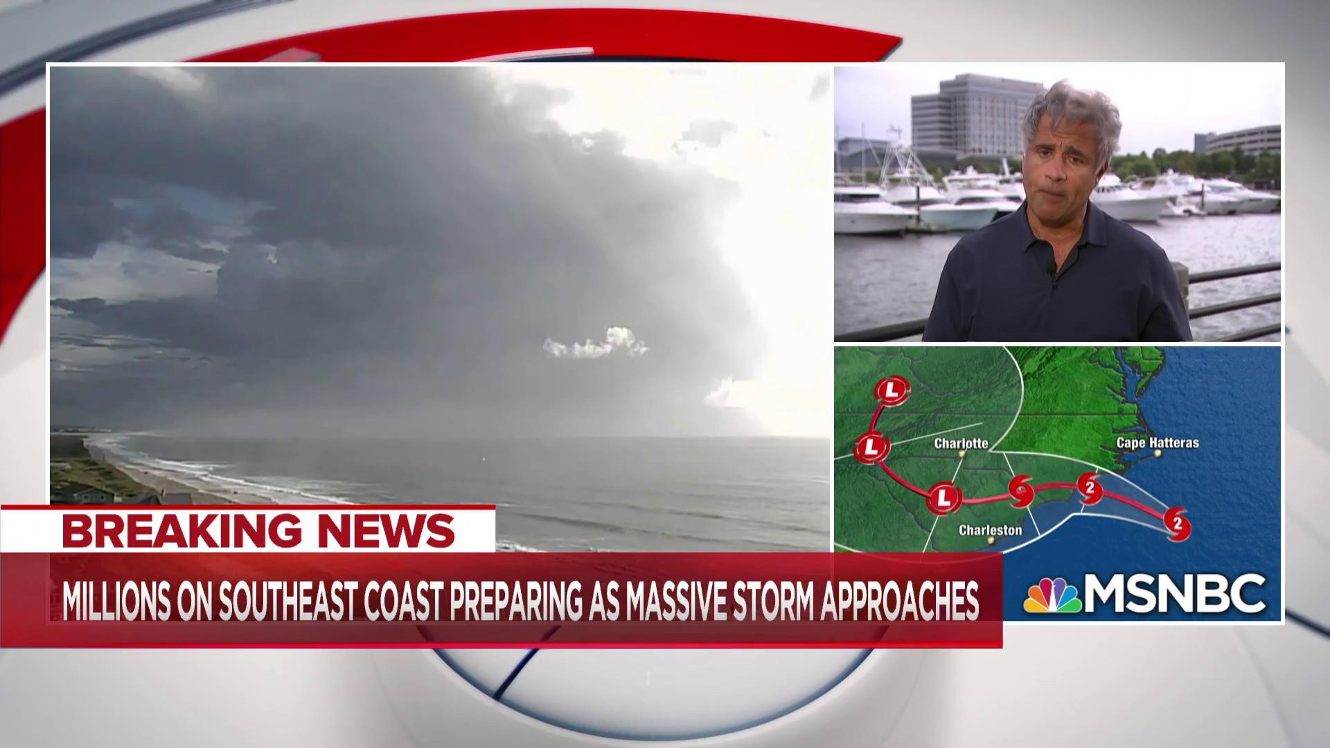 """Wilmington Mayor: 'We're as ready as we can be"""""""