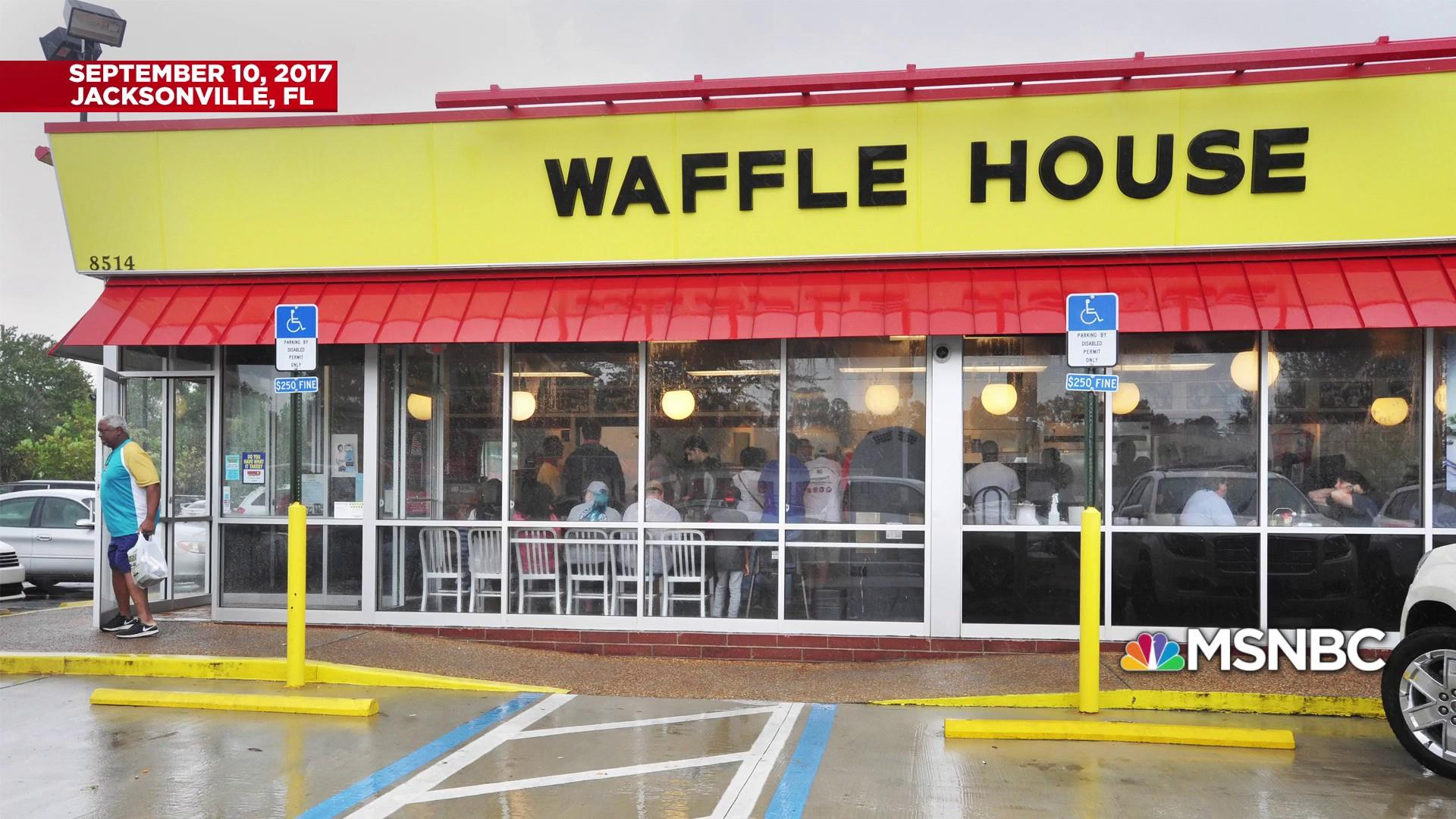 How Waffle House is being used to gauge storm severity