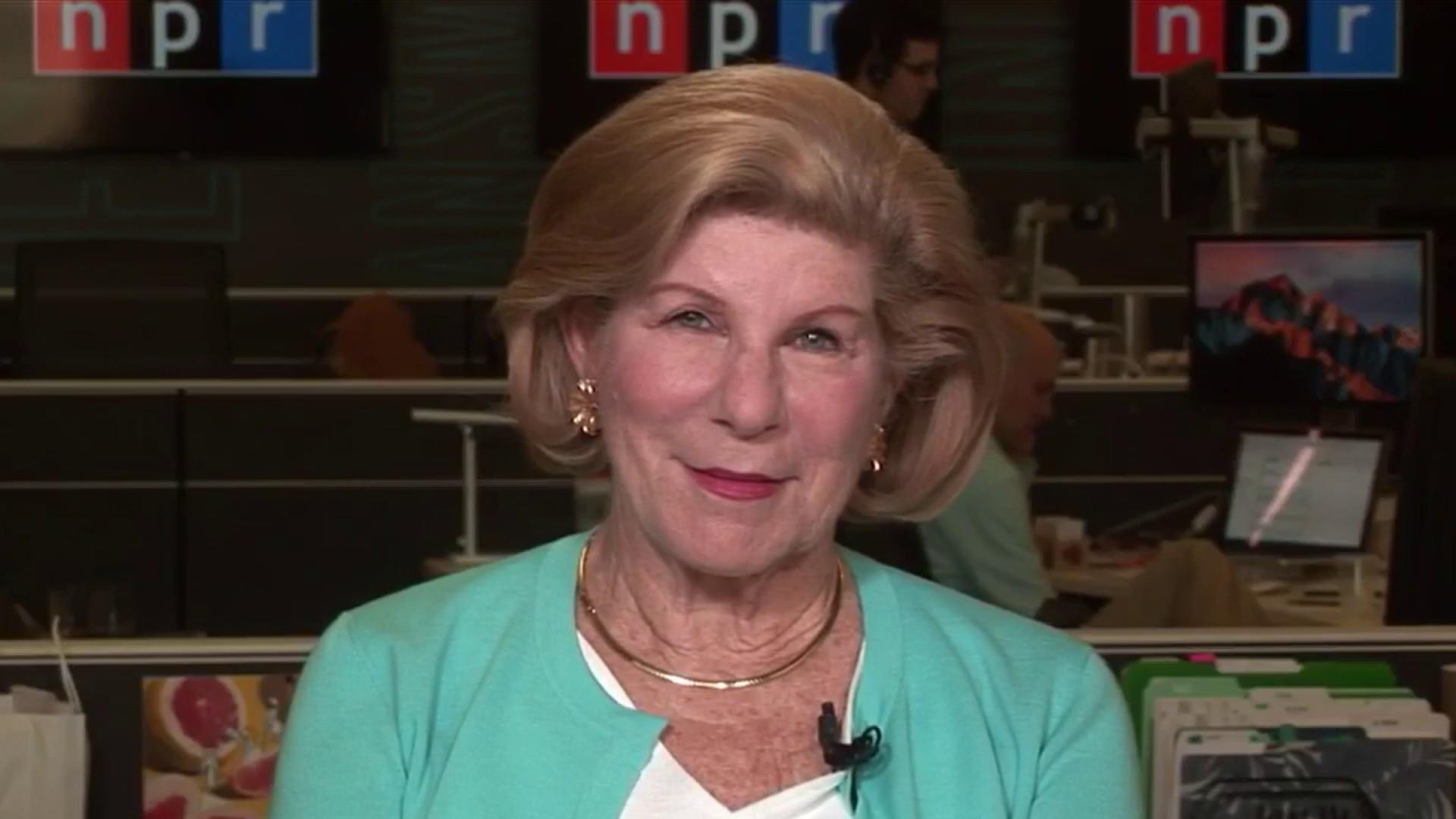 Nina Totenberg on President re-opening FBI investigation: 'Happens hundreds of times in the course of any administration'
