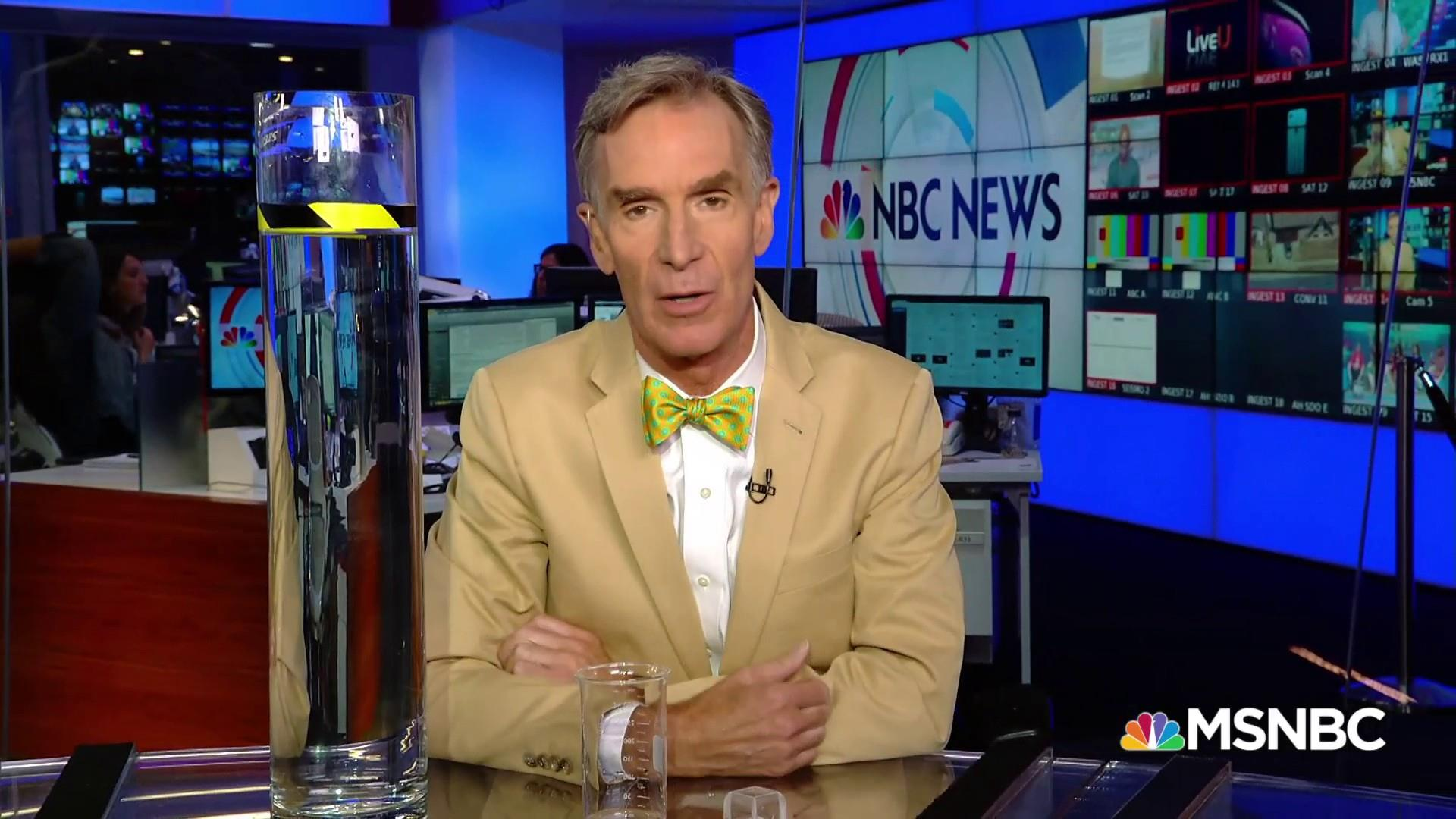 Bill Nye: 'Not in anybody's best interest to deny climate change'