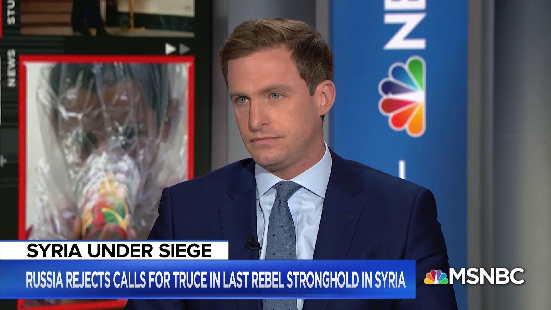 Syria's civil war: The U.S. has 'very few options left'