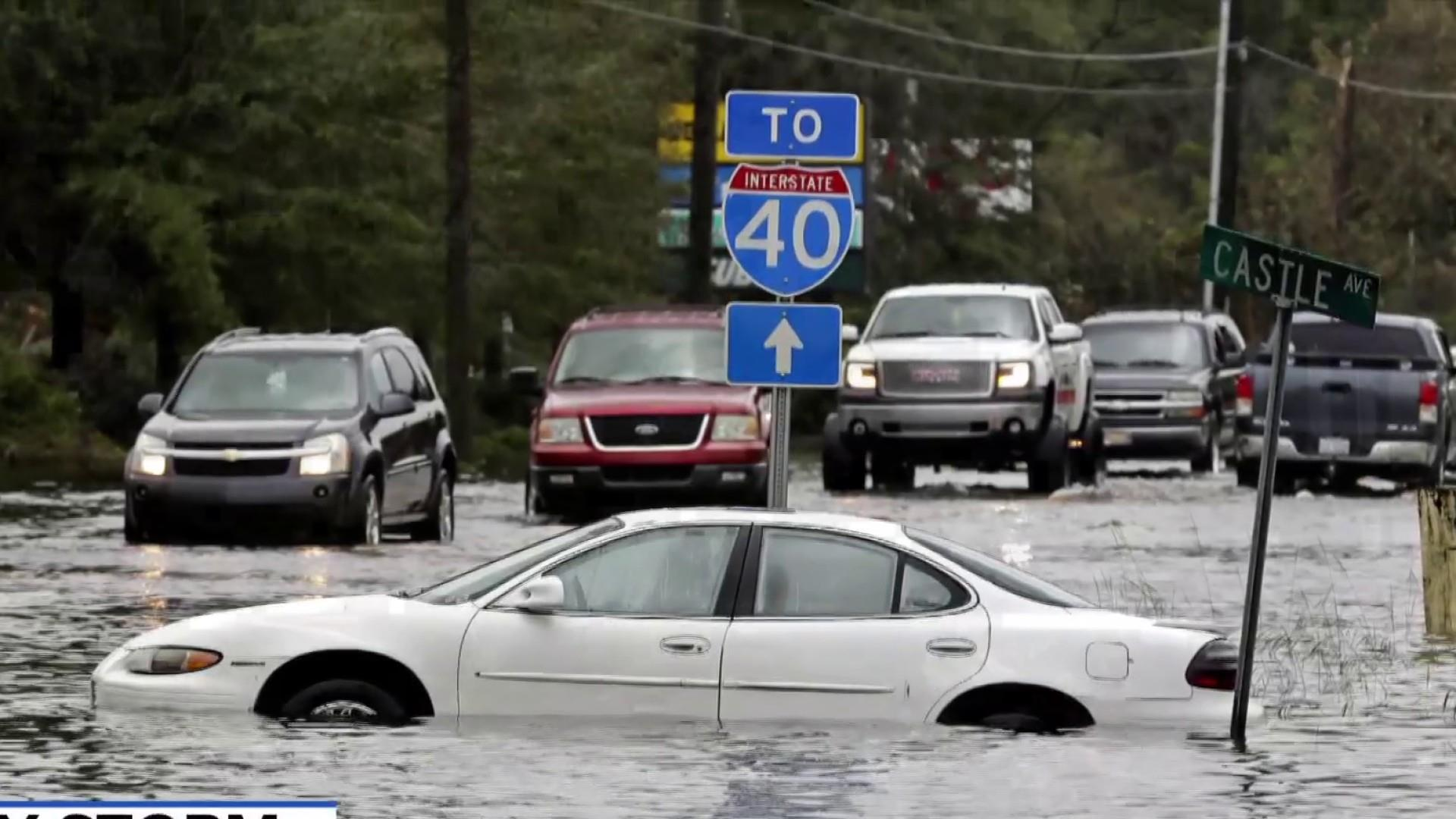 Life after Florence: Recovery efforts in a hard-hit town