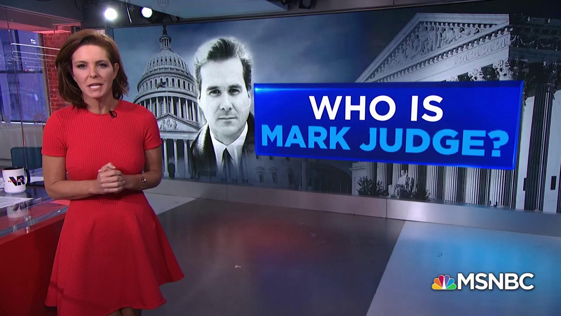 Who is Mark Judge?