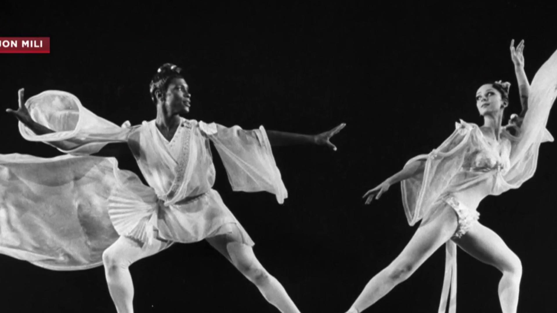 #MonumentalAmerican: First black ballet dancer to get int'l acclaim