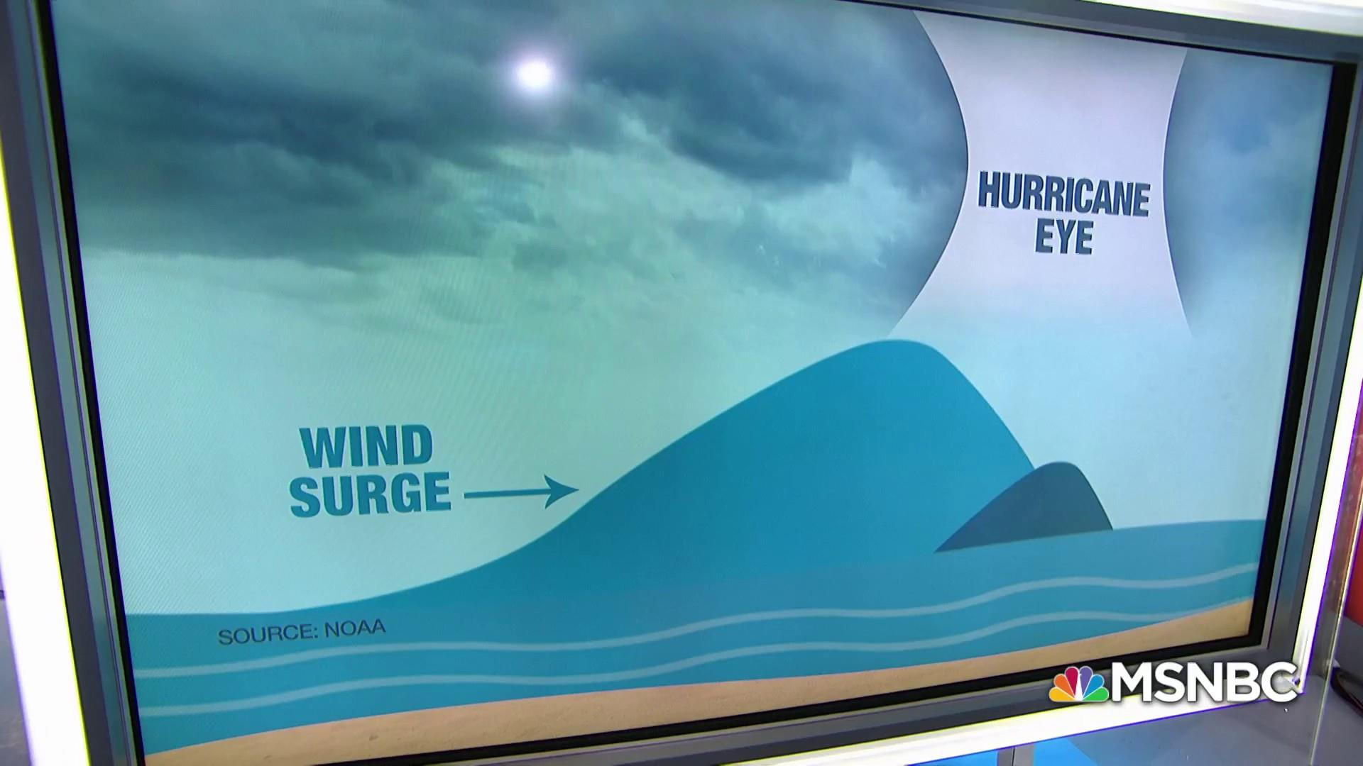 what is a storm surge nbc news