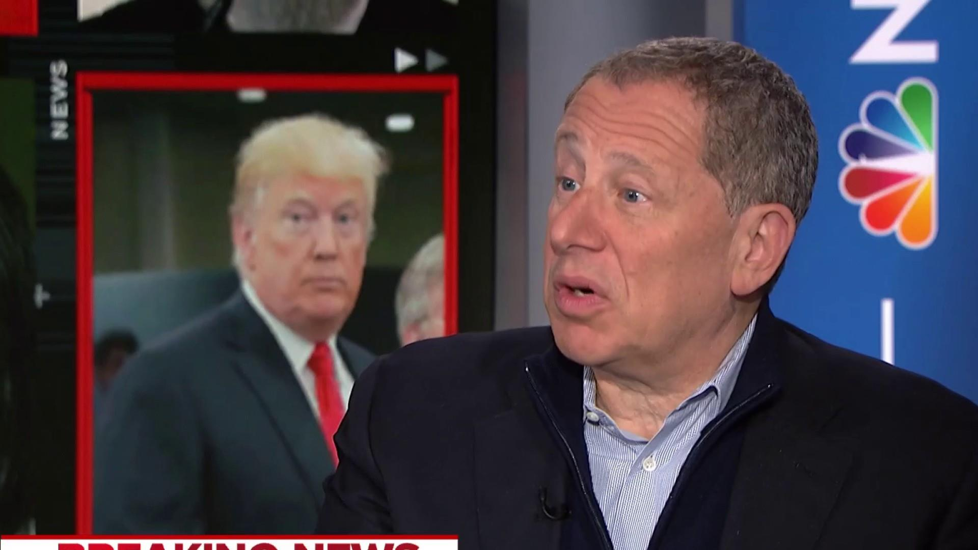 Rothkopf: Trump goes from roasting the UN to toasting the UN
