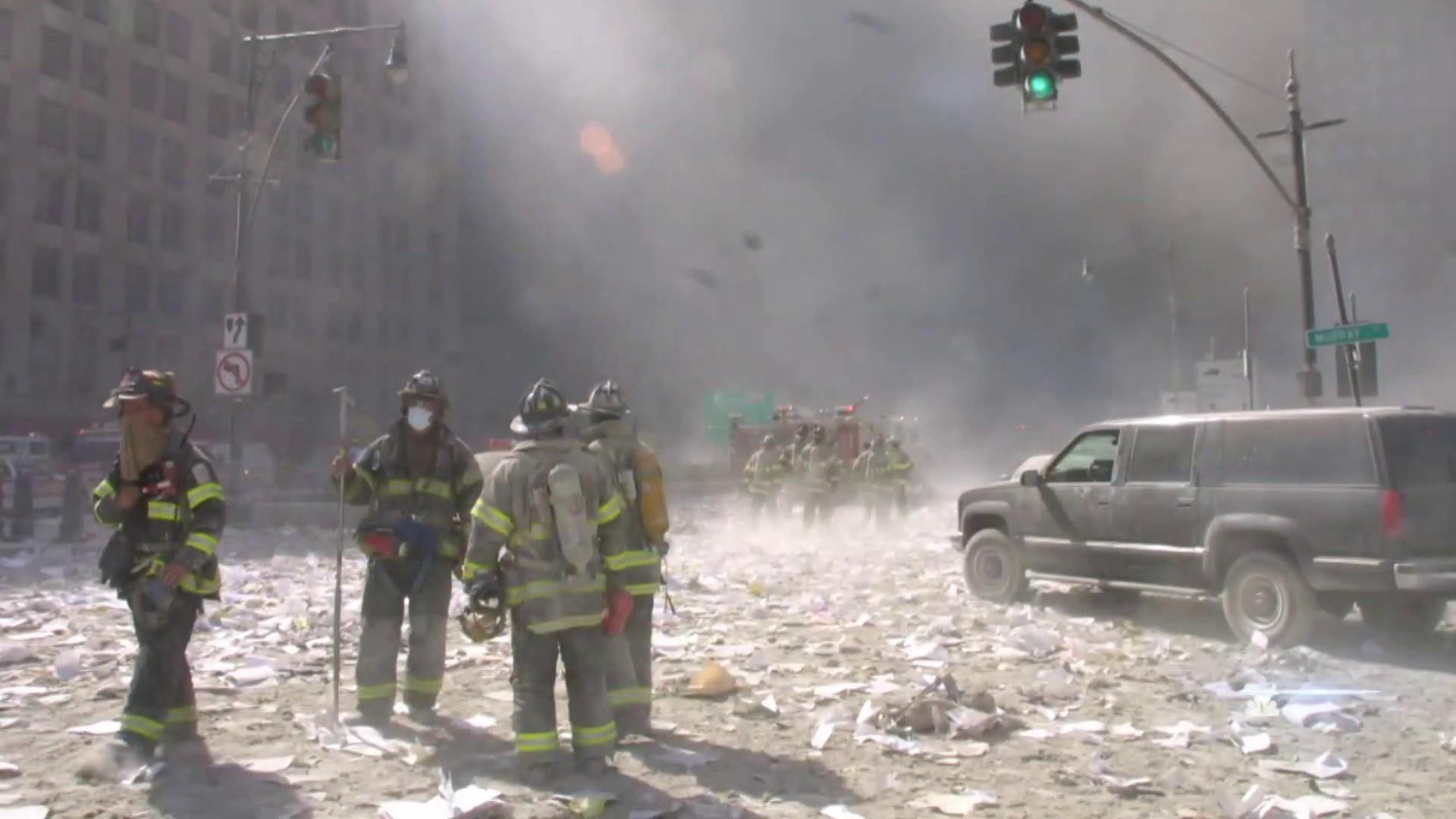 911 Responders, Workers Still Suffer an Excess of Illnesses