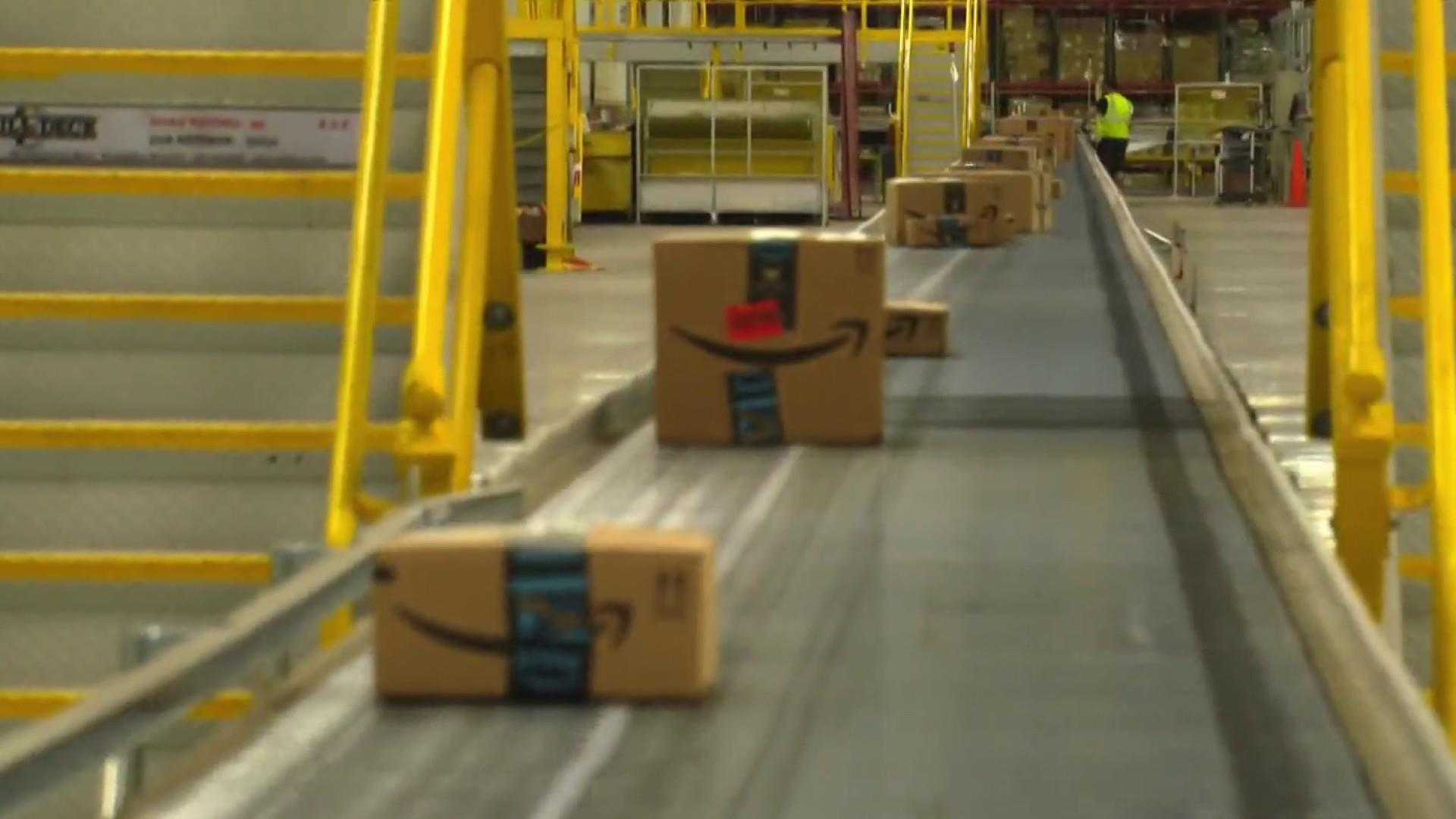 Amazon employees speak out about workplace conditions