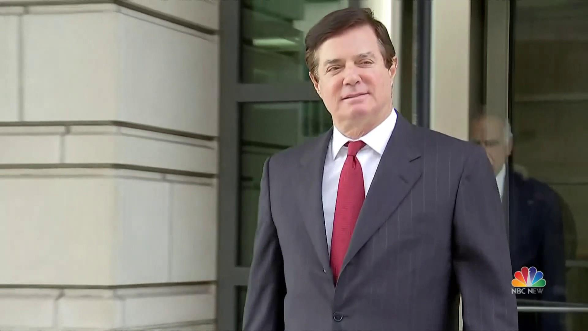Paul Manafort knows some of Trump's deepest secrets  And now
