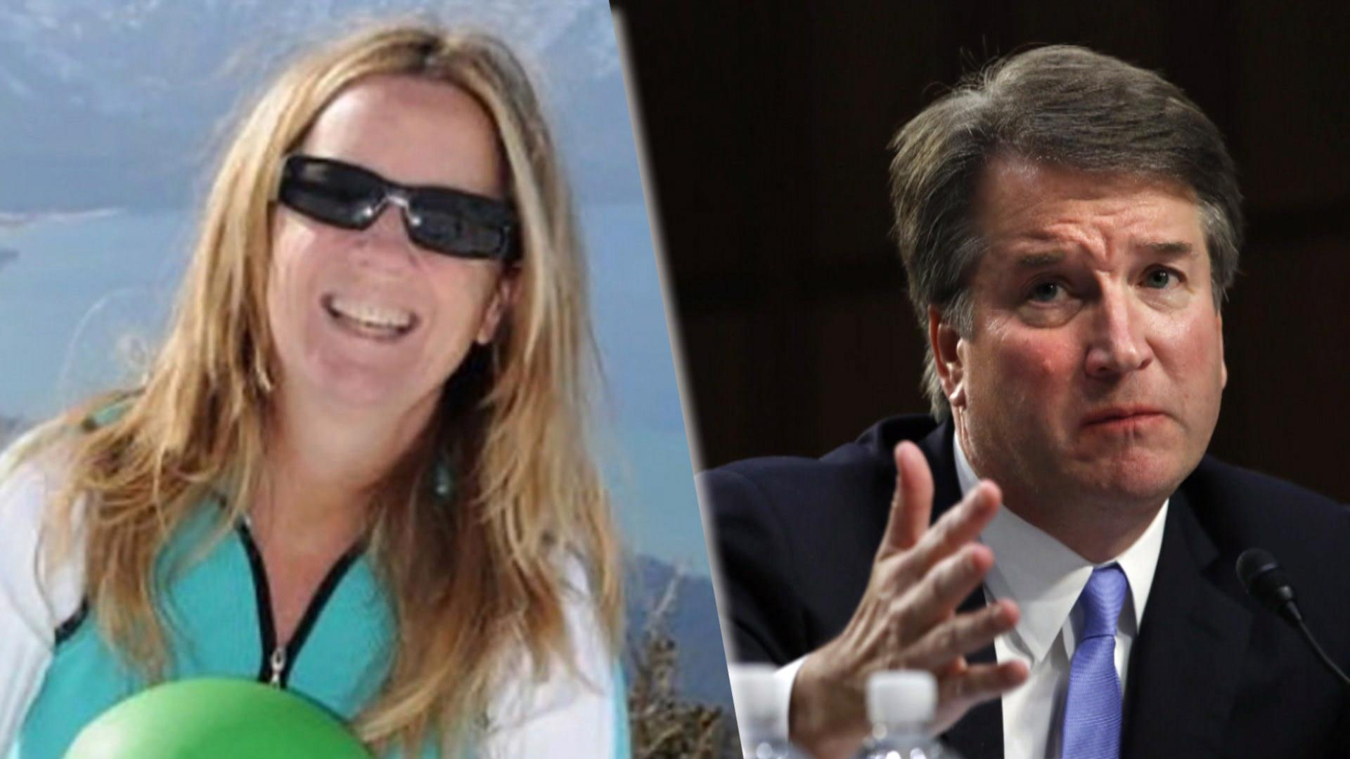 Kavanaugh accuser reaches tentative deal to testify Thursday