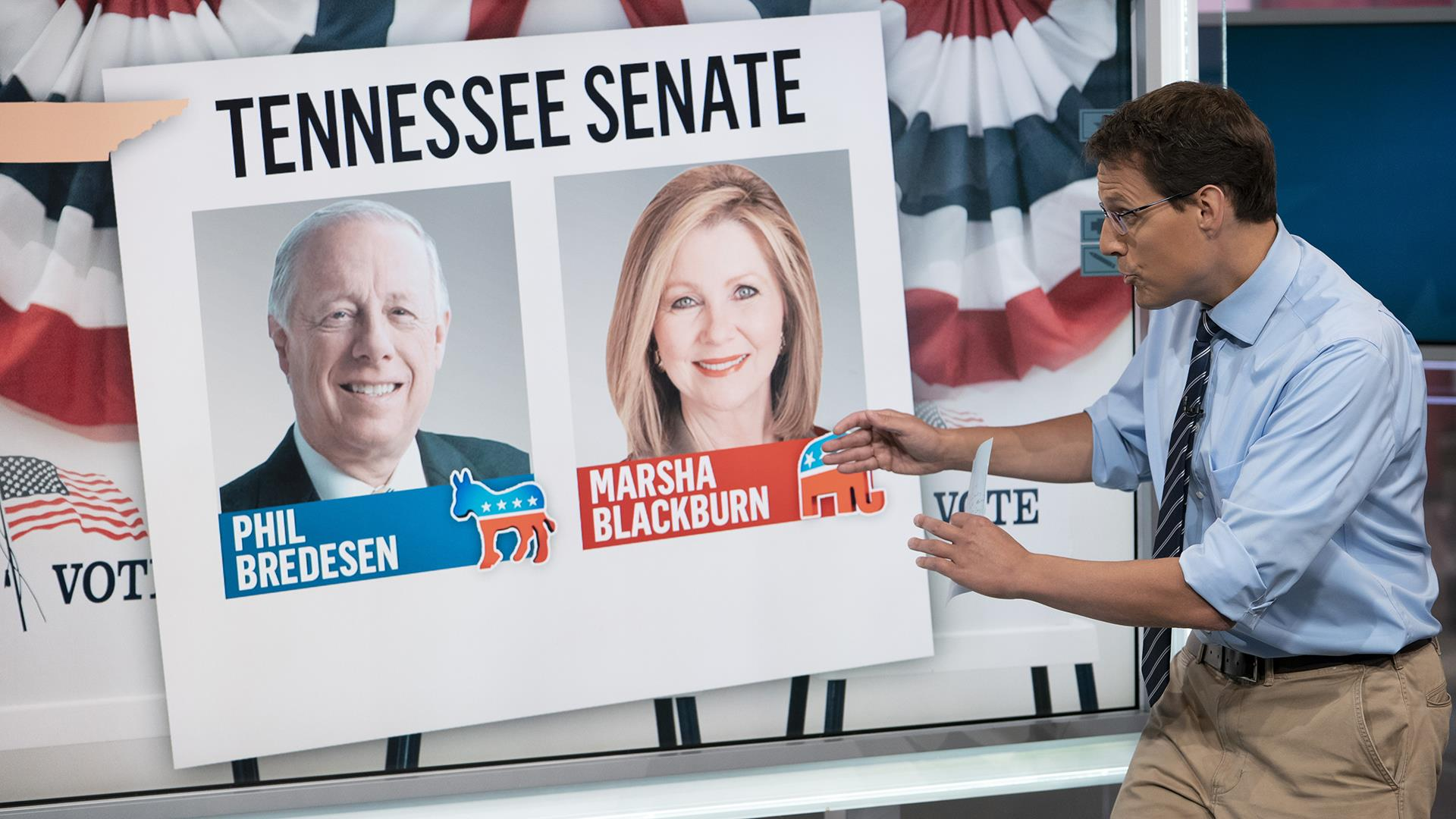 The Midterms: Could a Democrat win in Tennessee?