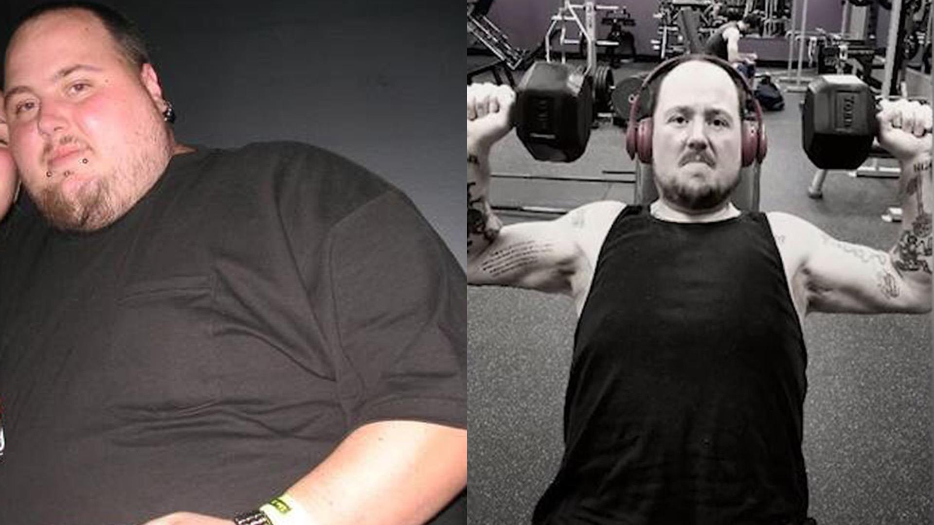 How to lose weight when you're 500 pounds: Man shares weight-loss advice