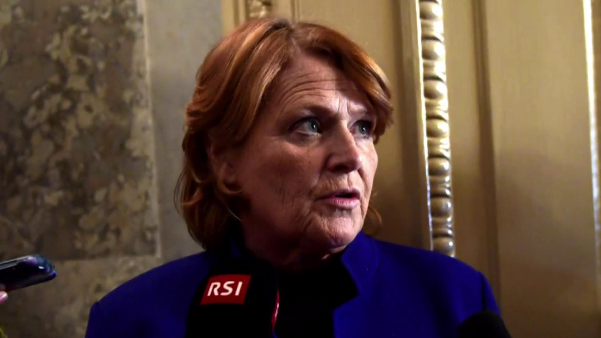 Lawrence: Heidi Heitkamp shows us a profile in courage