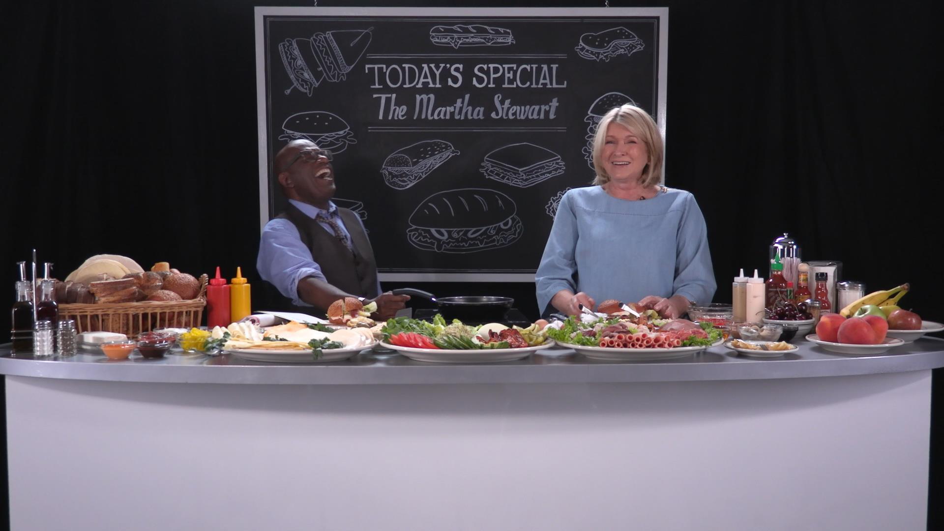 today show martha stewart recipes