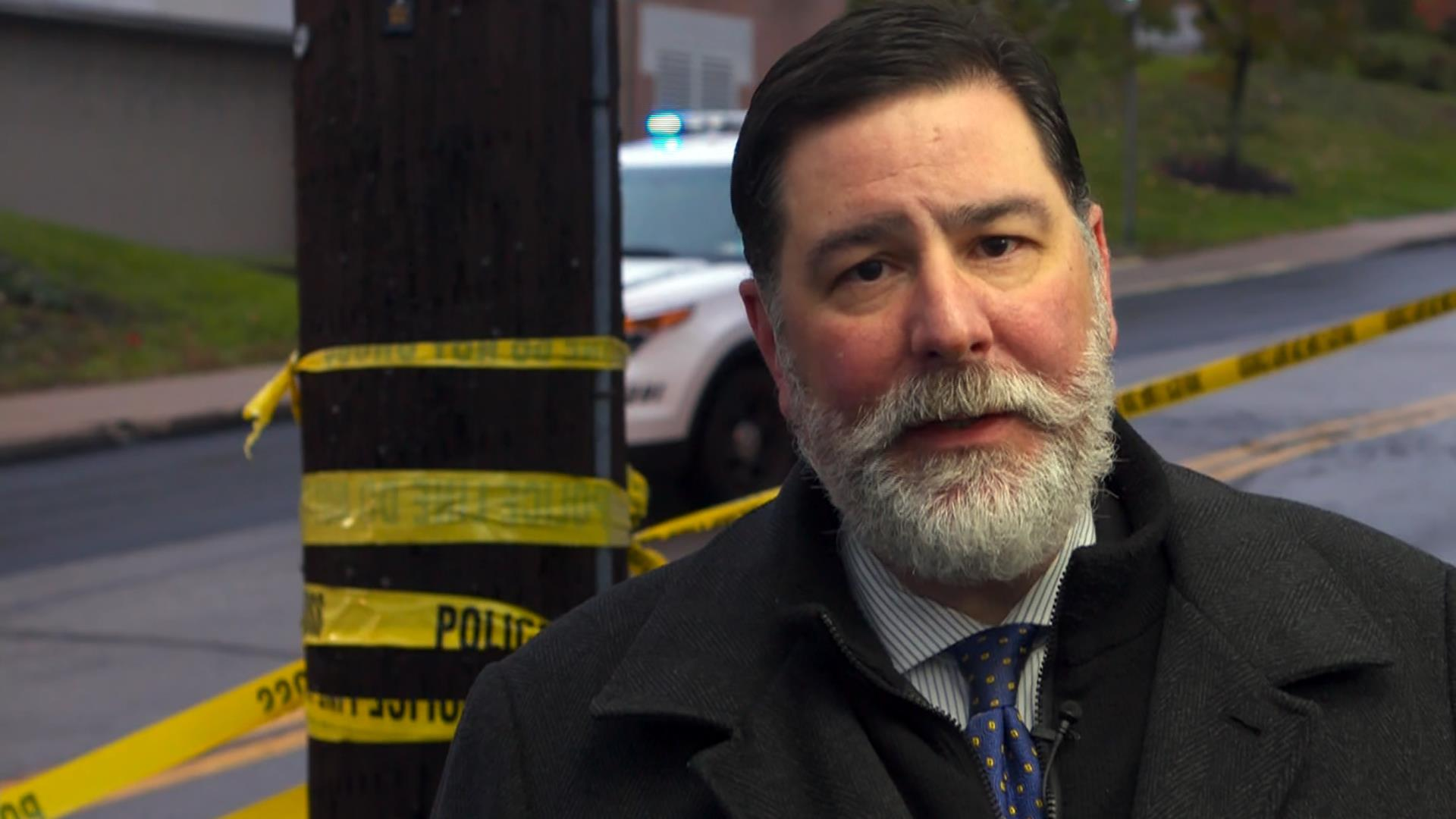 Pittsburgh Mayor to Trump: Guns in synagogues are not the answer