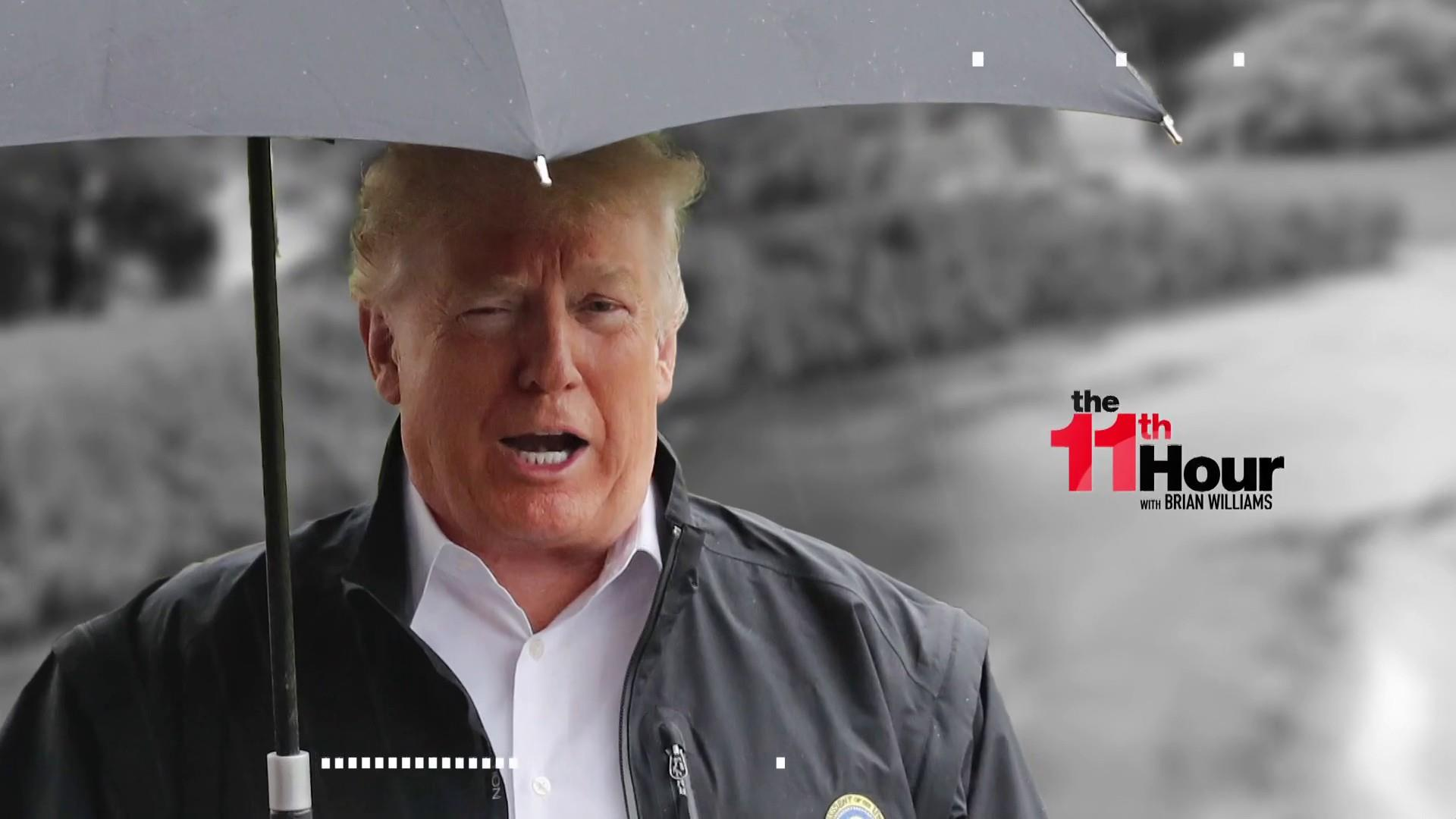 Trump on mocking Dr. Blasey Ford: 'It doesn't matter. We won.'