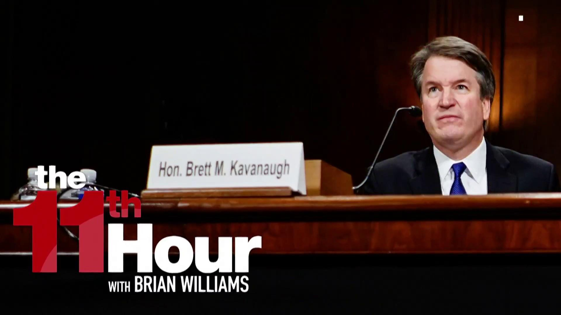 Will Brett Kavanaugh be a deciding issue in the midterms?