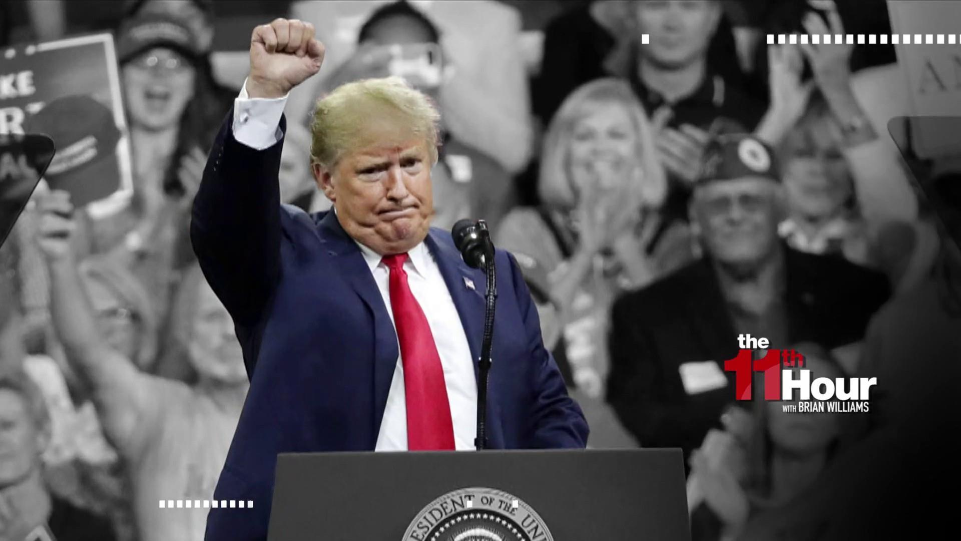 Schmidt on Trump attacking Dr. Blasey Ford: Contemptible & vulgar