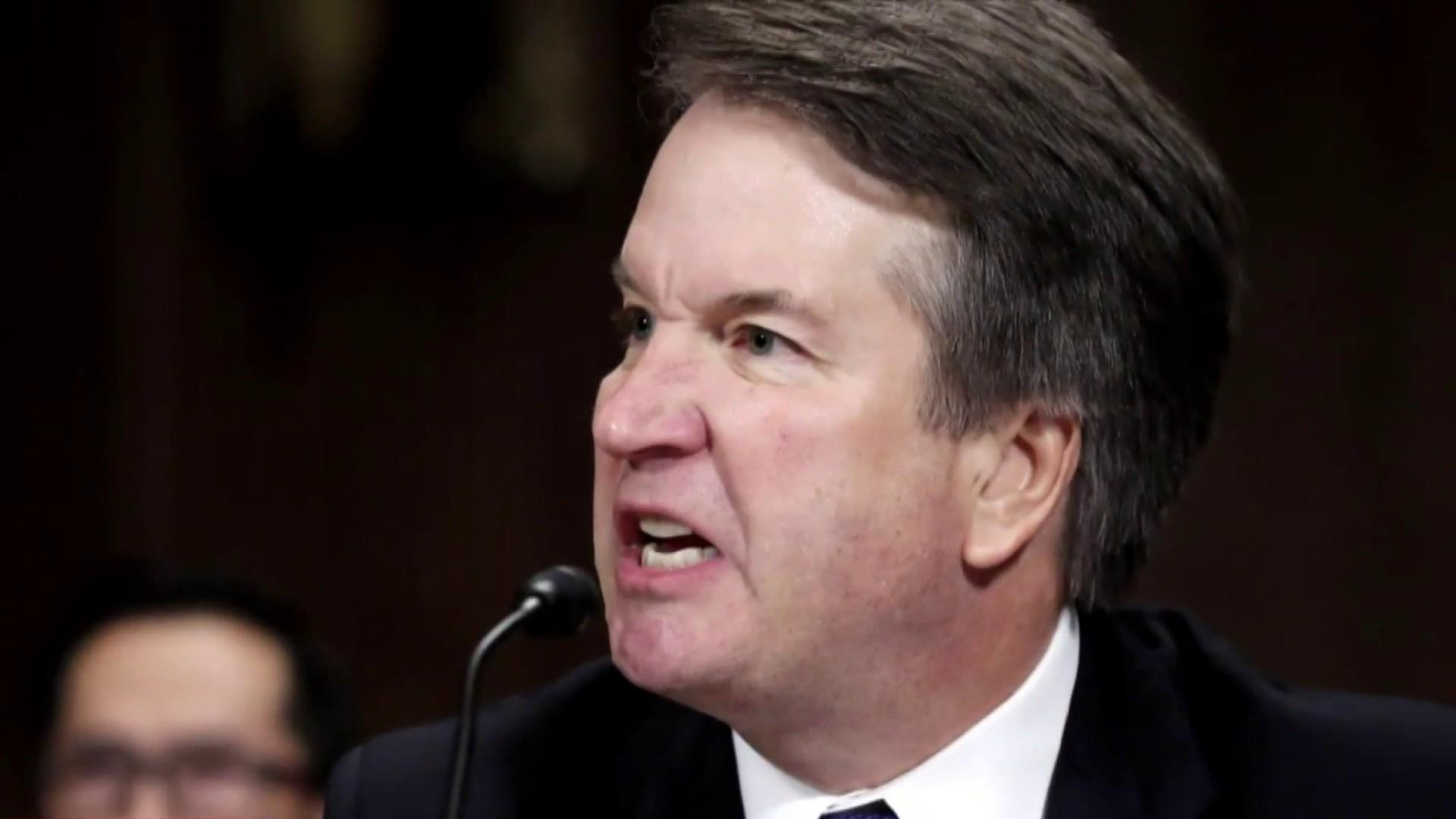 Dems suggest background checks on Kavanaugh show inappropriate behavior