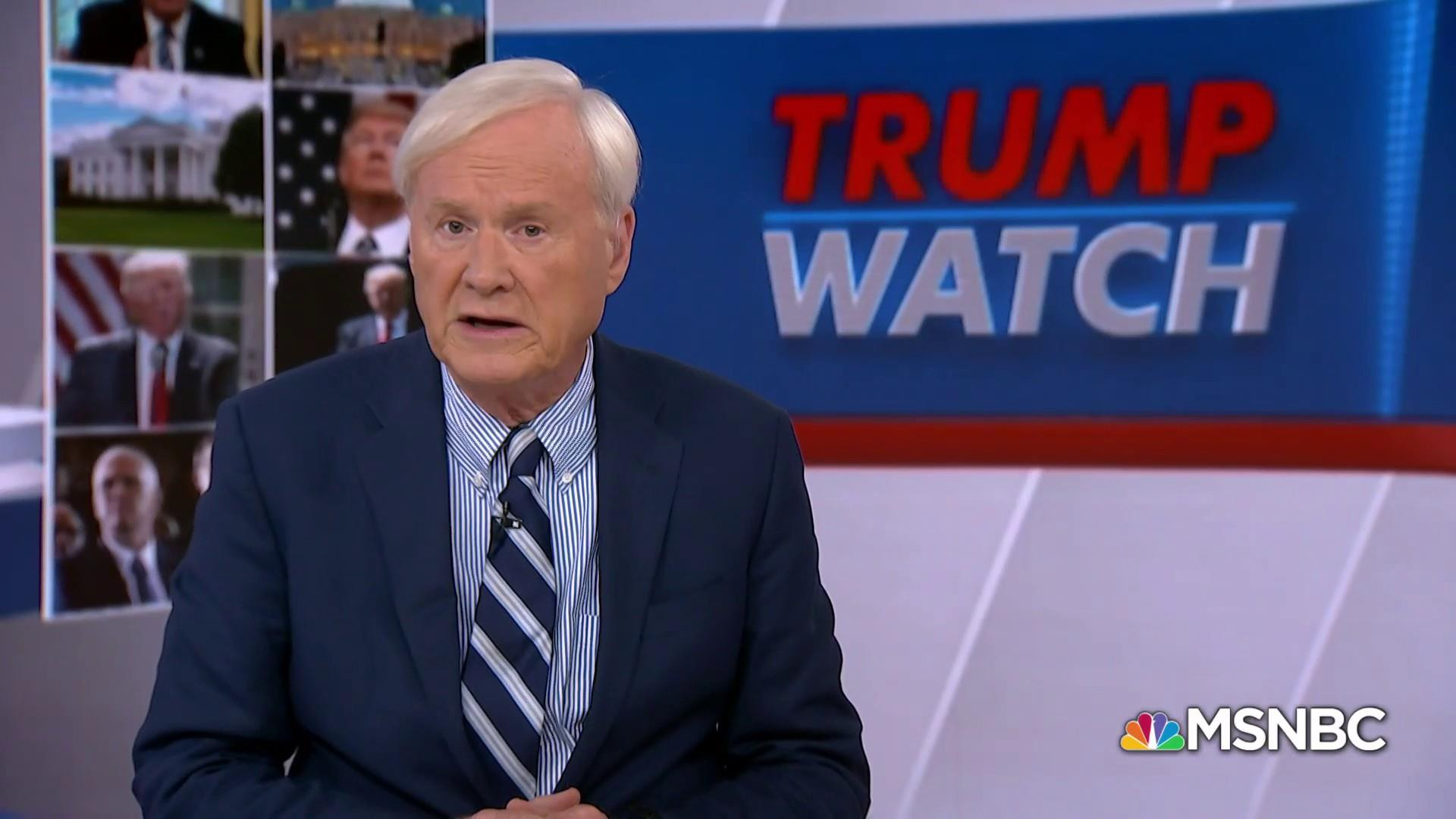 Matthews: Kavanaugh is keeping the truth from us