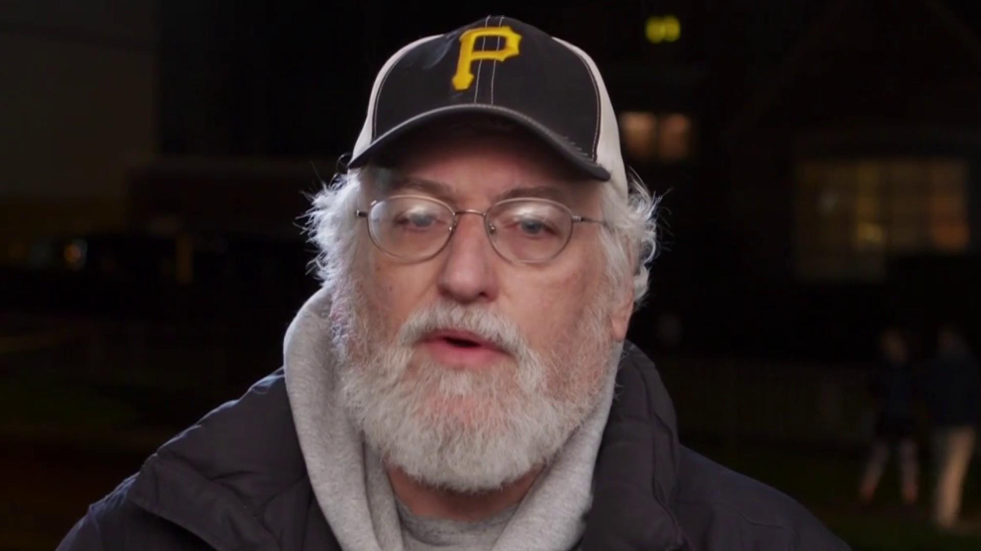 Rabbi to Trump: Wait a week to visit Pittsburgh