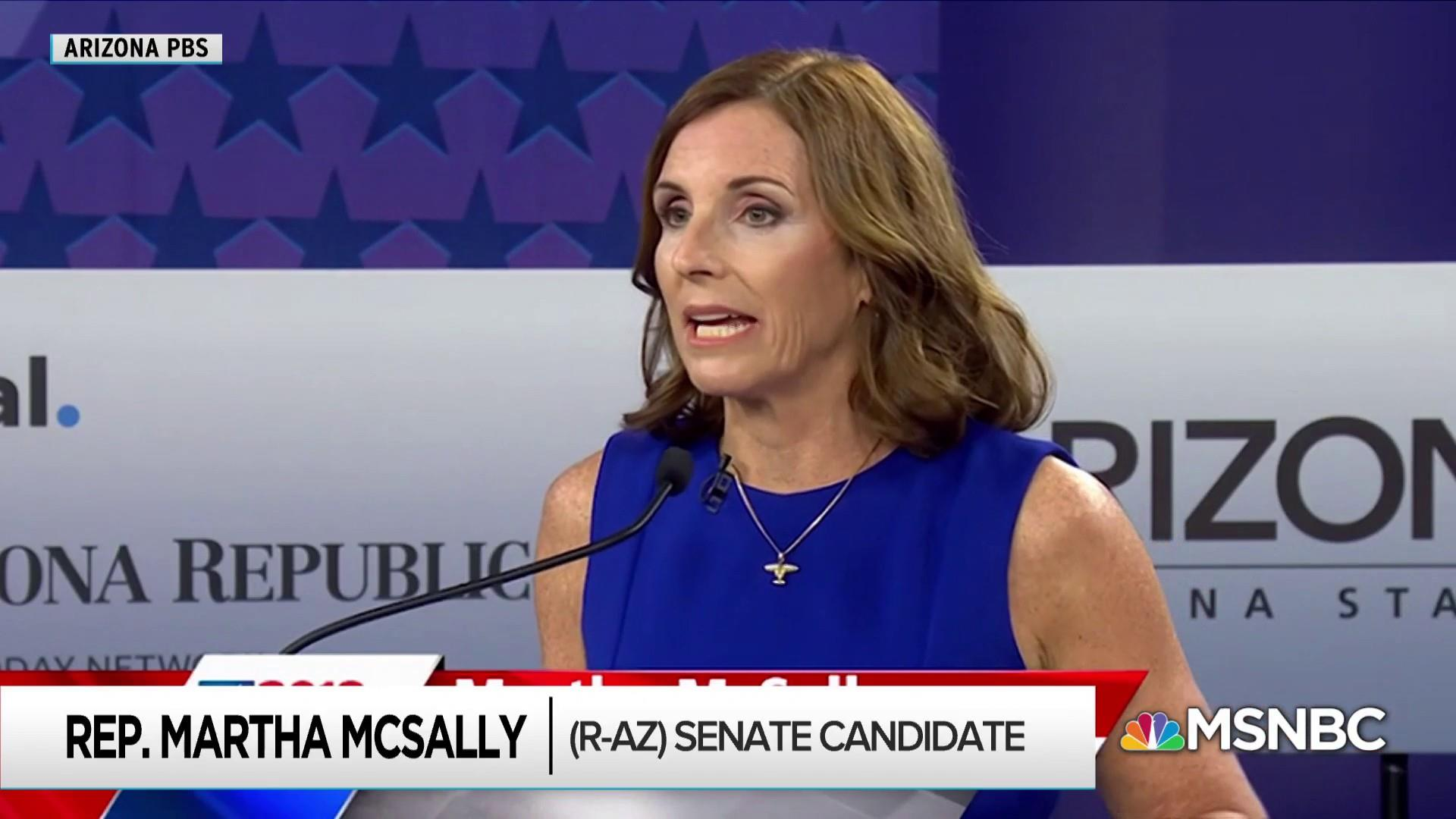 McSally abandons anti-Obamacare zeal with election looming