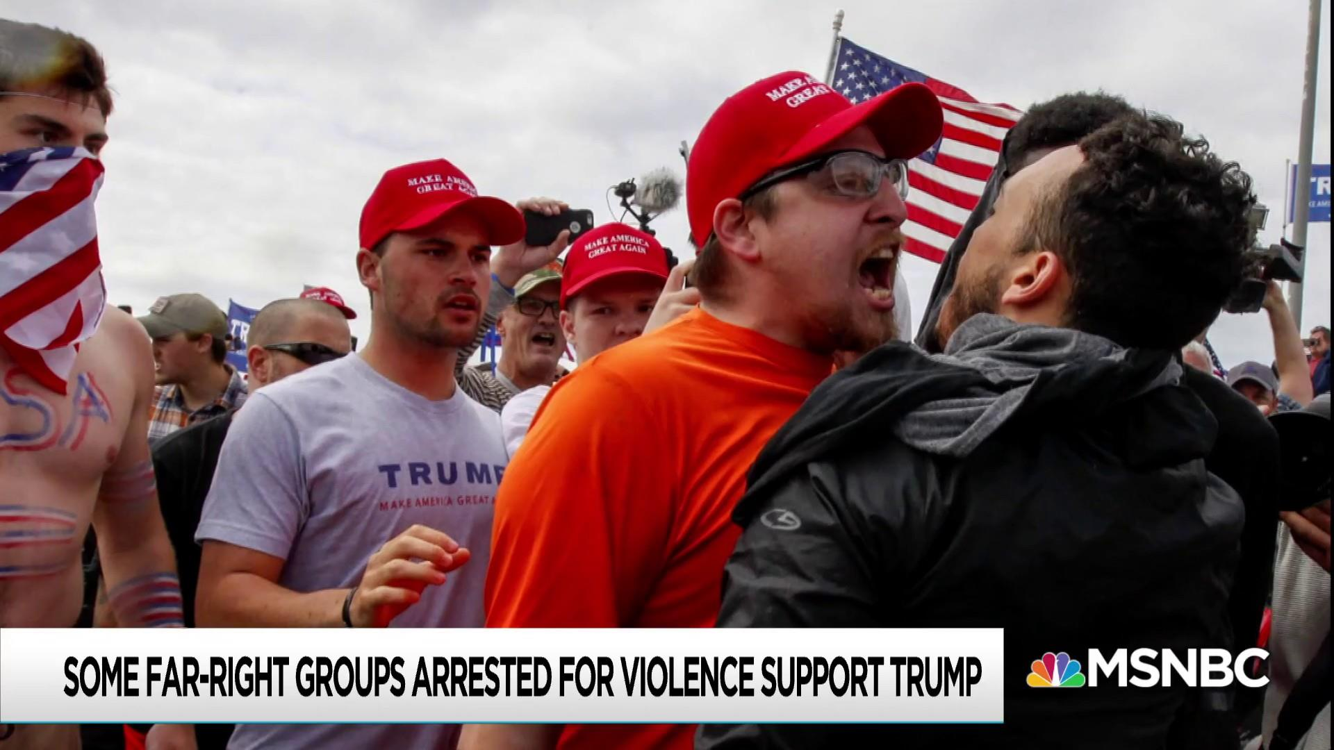 Trump era unique for violent extremists inspired by US president