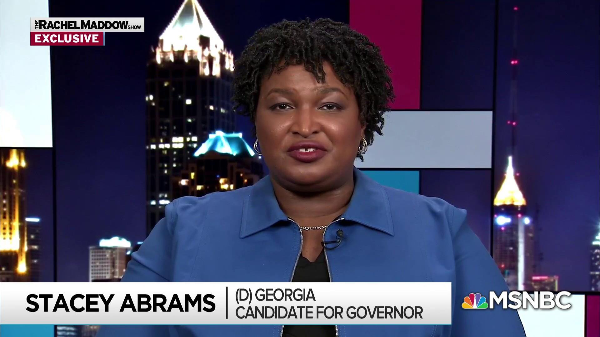 Outreach to 'infrequent voters' key to Democratic strategy in GA
