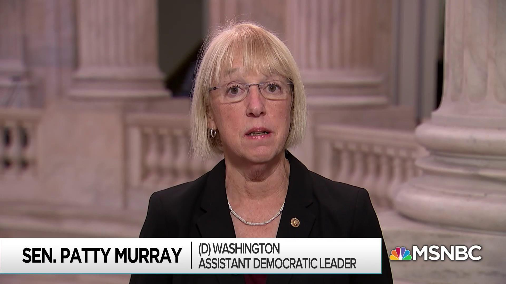 Murray: Women will heed Kavanaugh vote as call to run for office