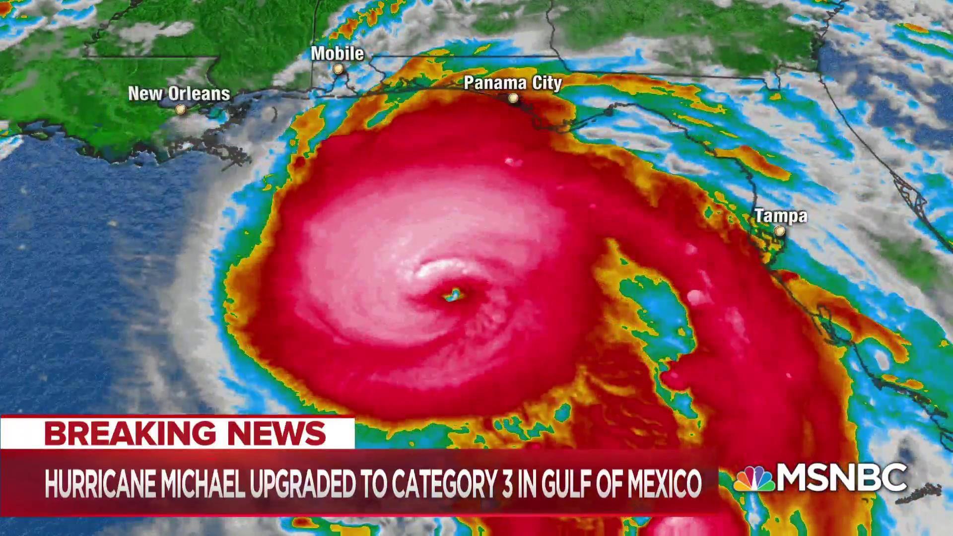 Hurricane adds twist to Florida voter registration deadline