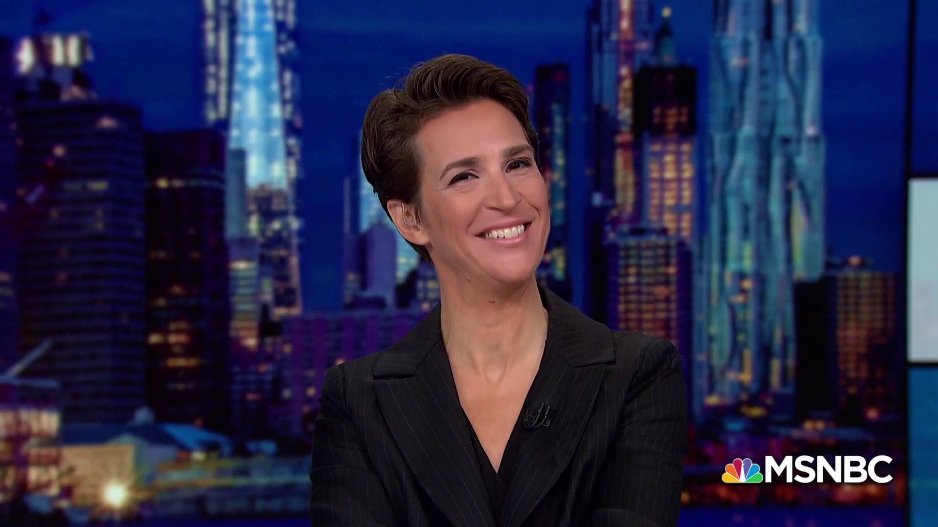 'Bag Man,' new Rachel Maddow podcast launches this Tuesday