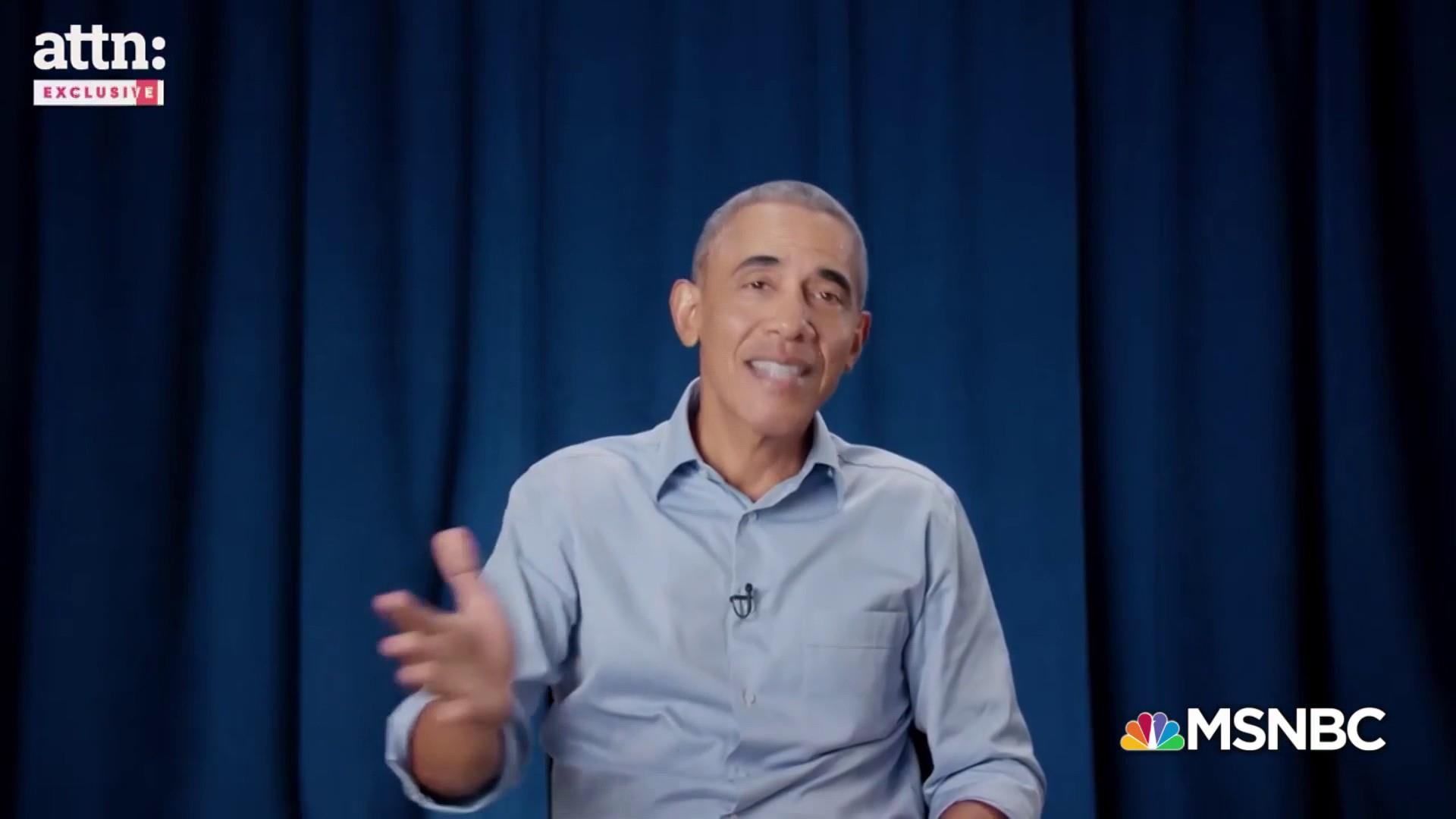 Obama responds to the excuses people give for not voting in new ad