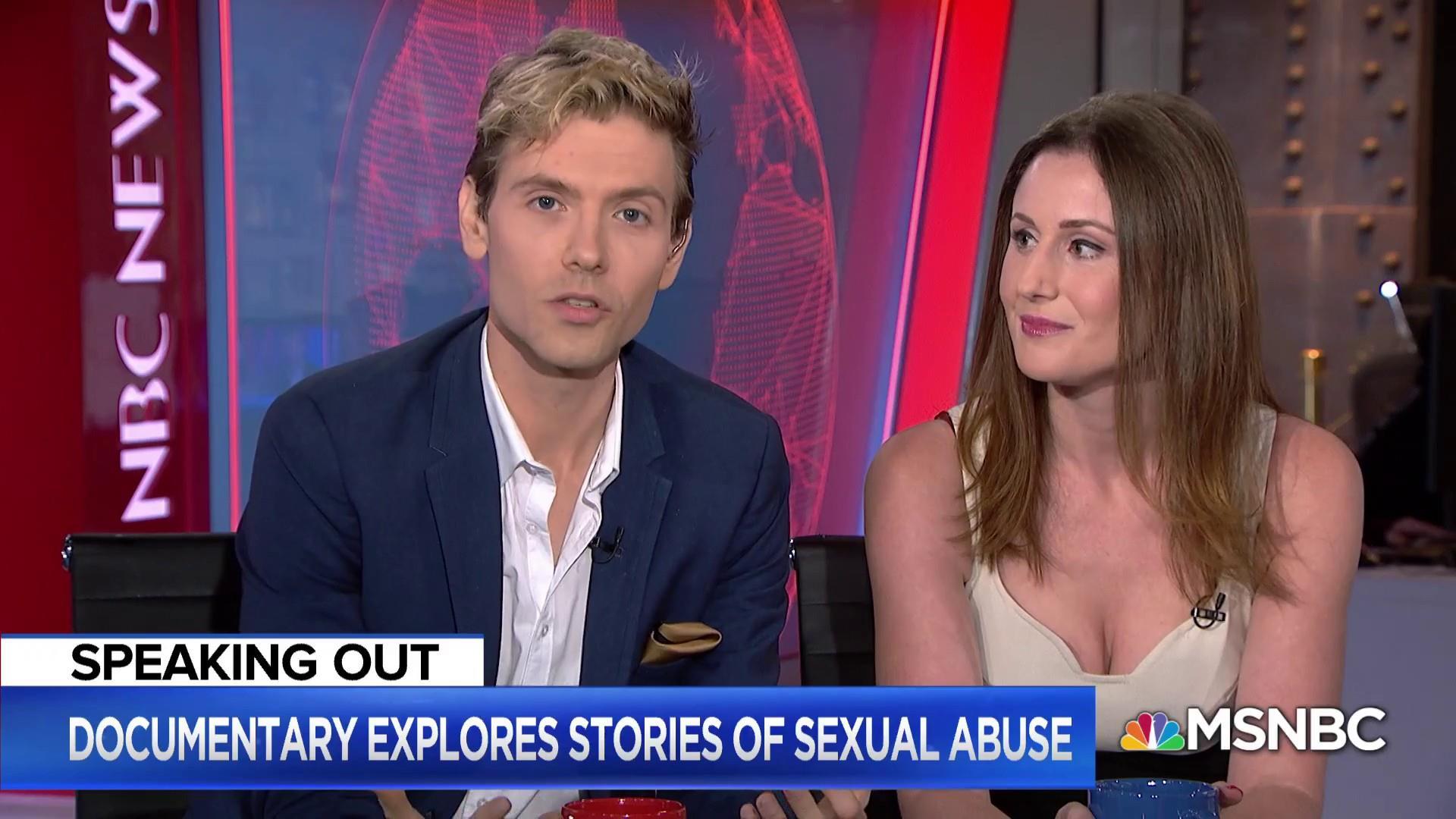 'The Girl Who Cannot Speak' filmmakers, assault survivor speak on #MeToo movement