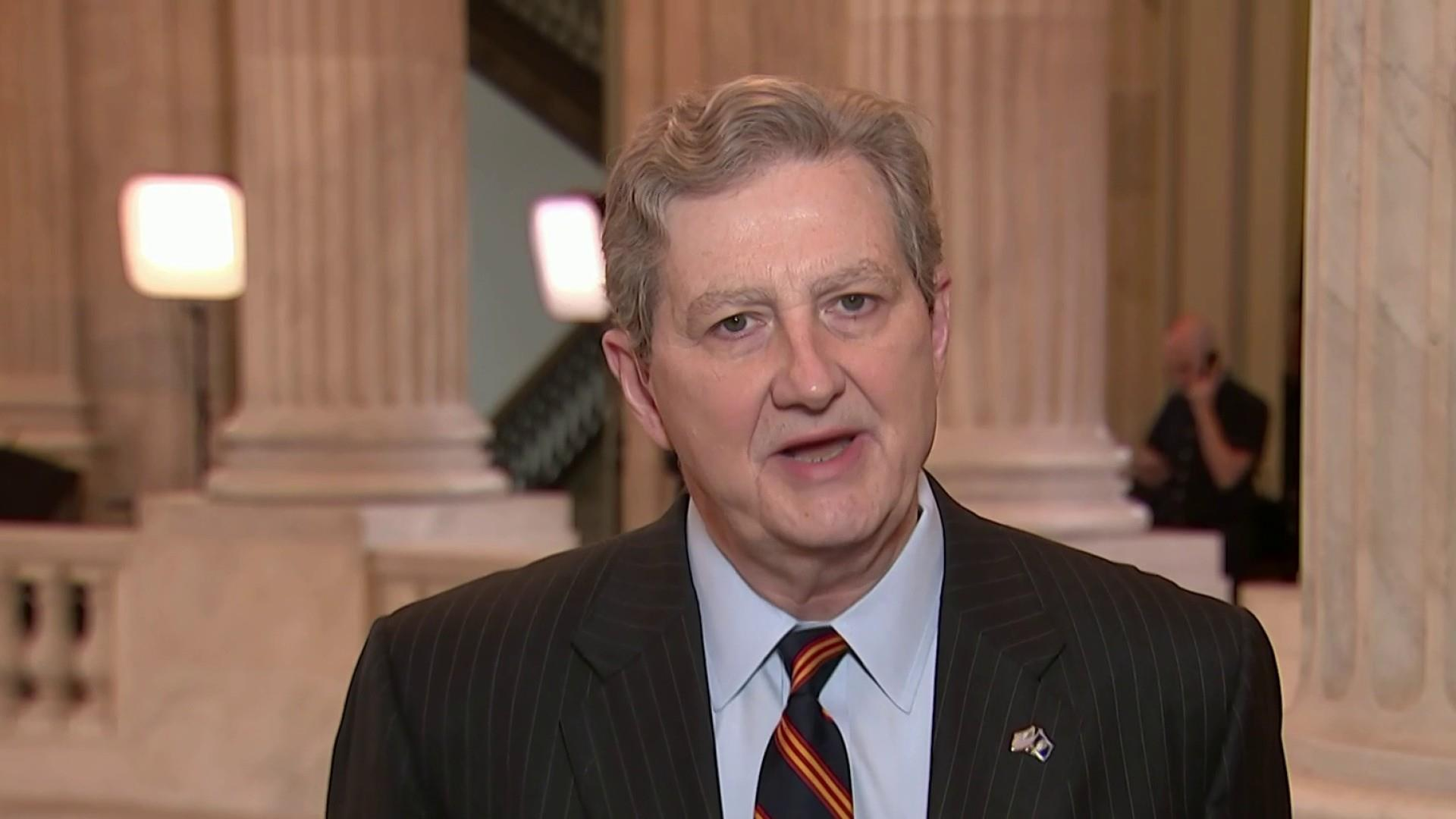 Sen. Kennedy believes Kavanaugh will be confirmed