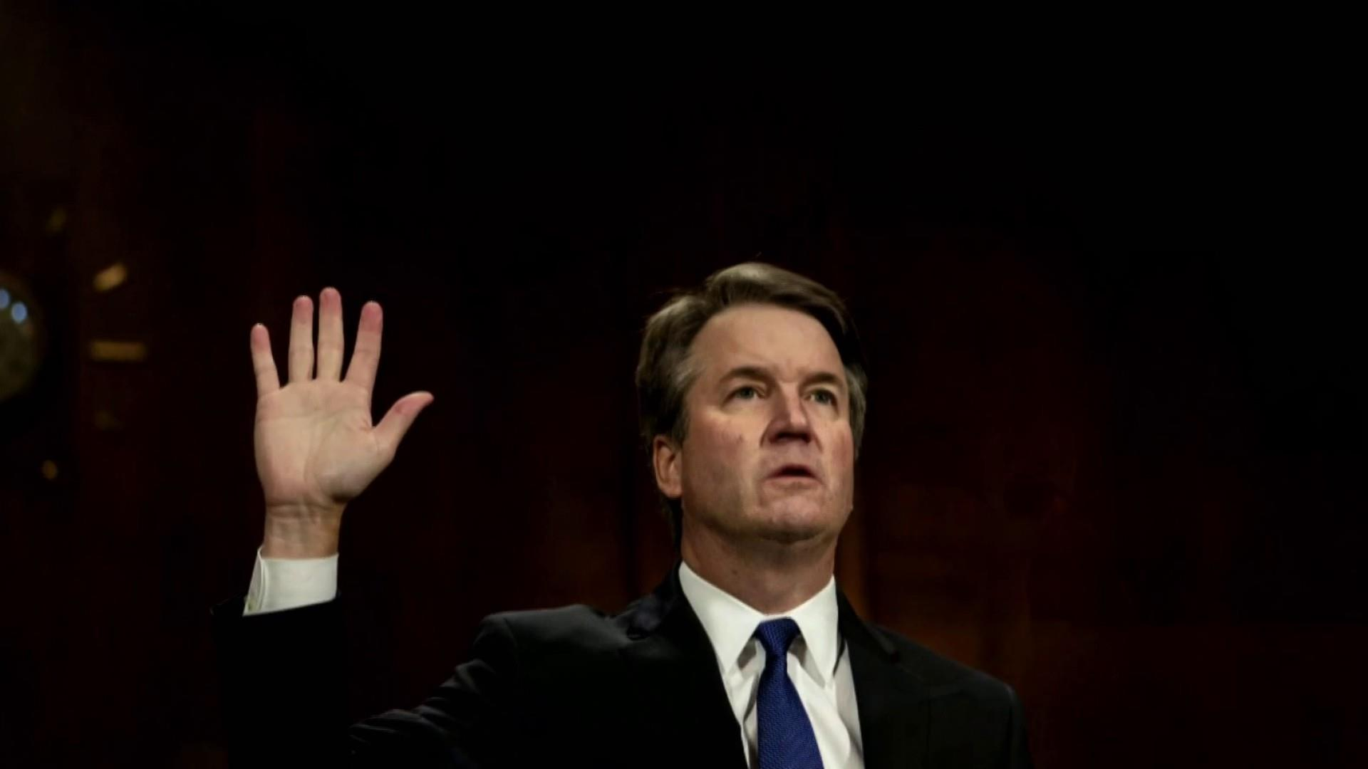 Republican voters support Kavanaugh nom, poll shows