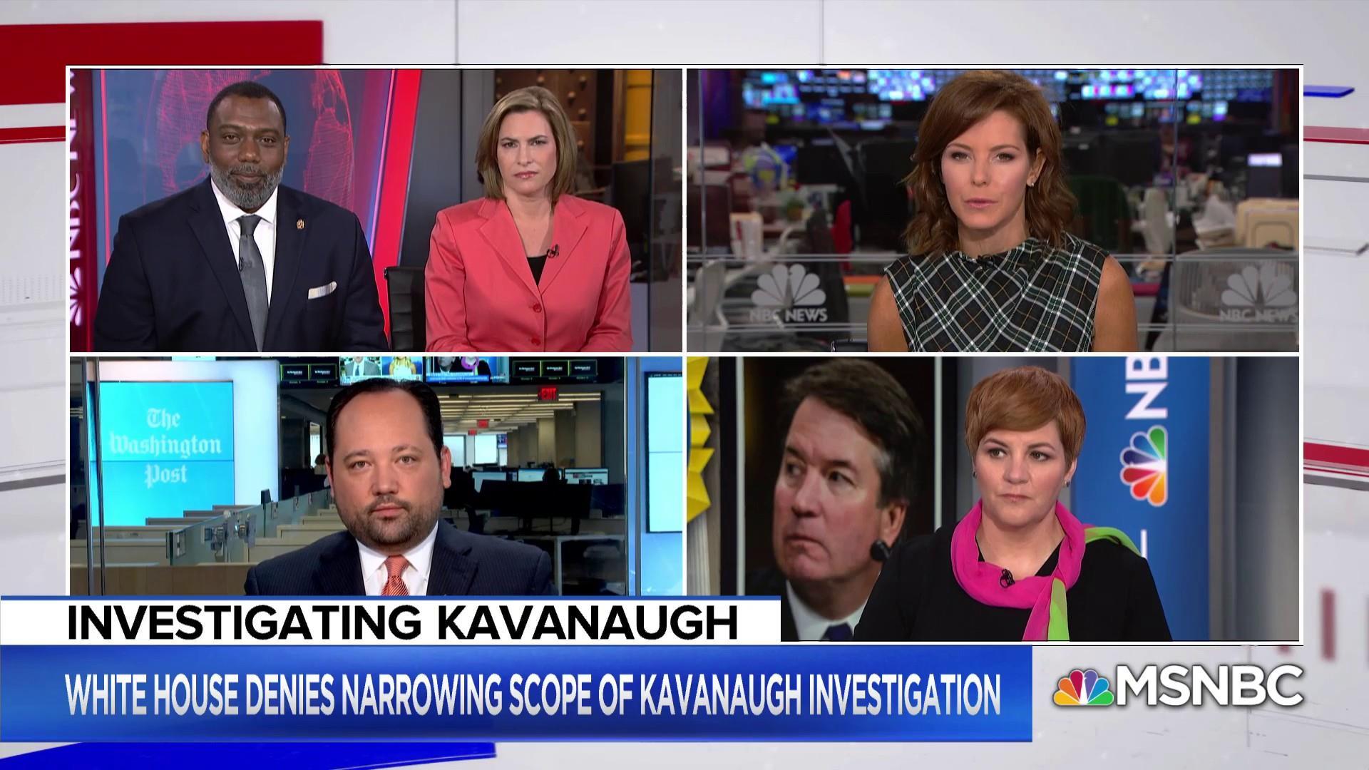 Republican strategist: Brett Kavanaugh disqualified himself